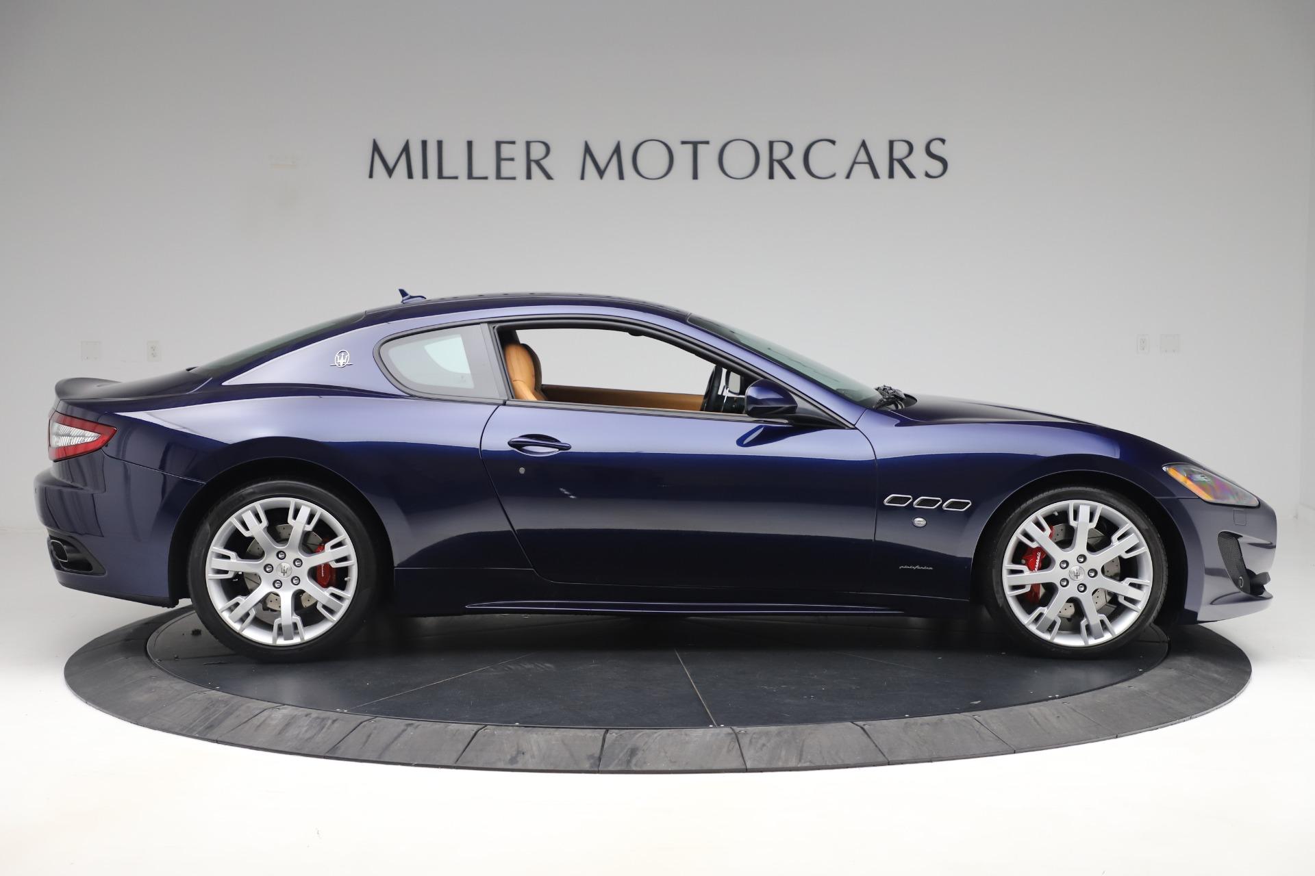 Used 2016 Maserati GranTurismo Sport For Sale In Greenwich, CT 3540_p9
