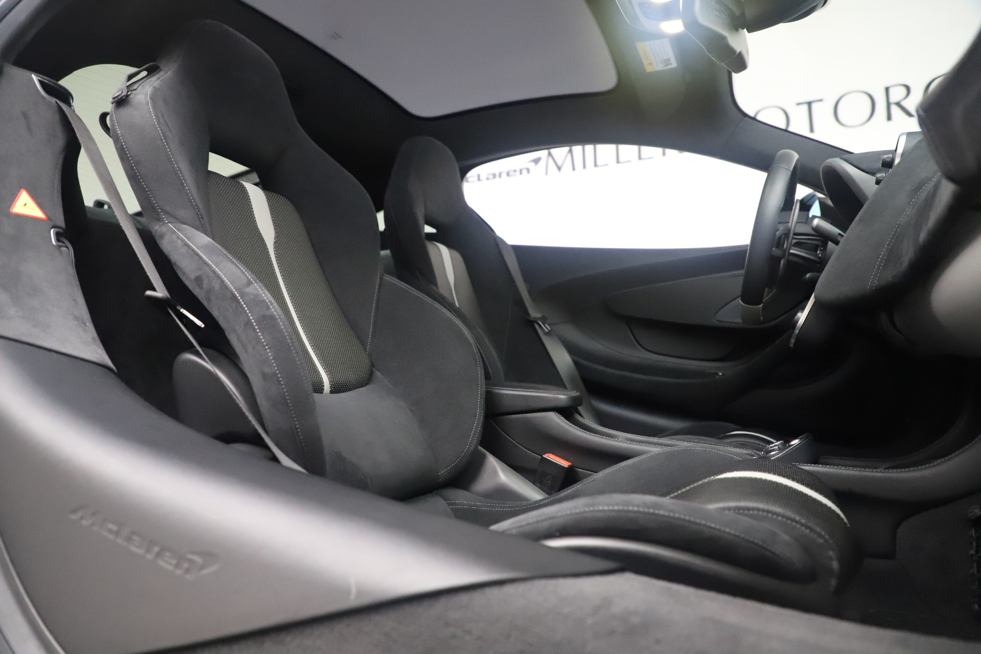 Used 2017 McLaren 570GT  For Sale In Greenwich, CT 3543_p21