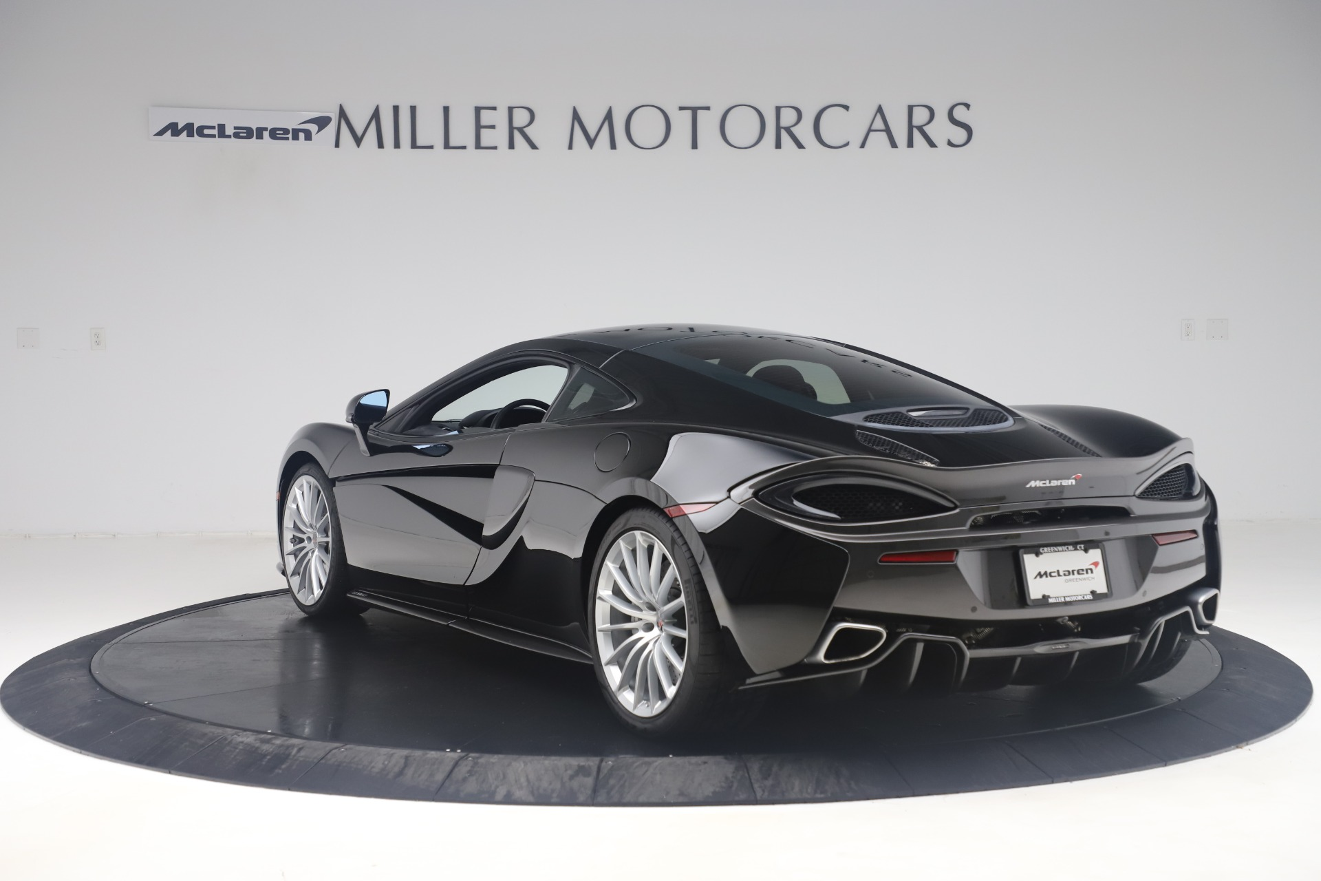 Used 2017 McLaren 570GT  For Sale In Greenwich, CT 3543_p4