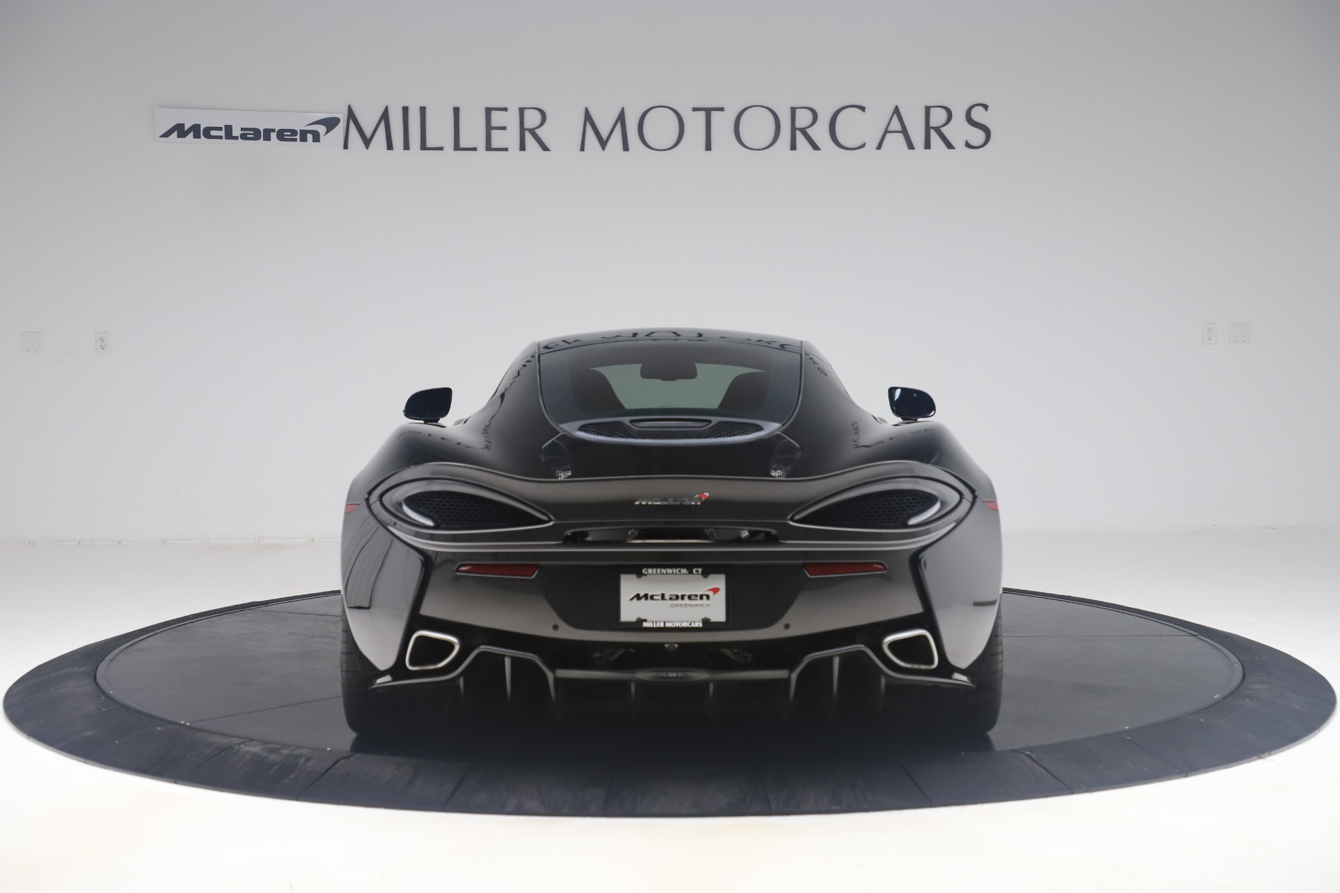Used 2017 McLaren 570GT  For Sale In Greenwich, CT 3543_p5