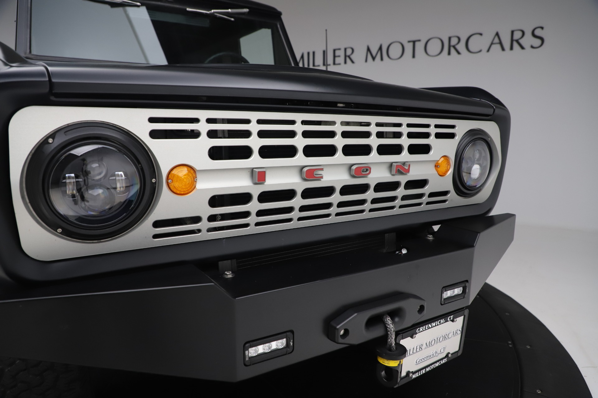 Used 1972 Ford Bronco Icon For Sale In Greenwich, CT 3551_p27
