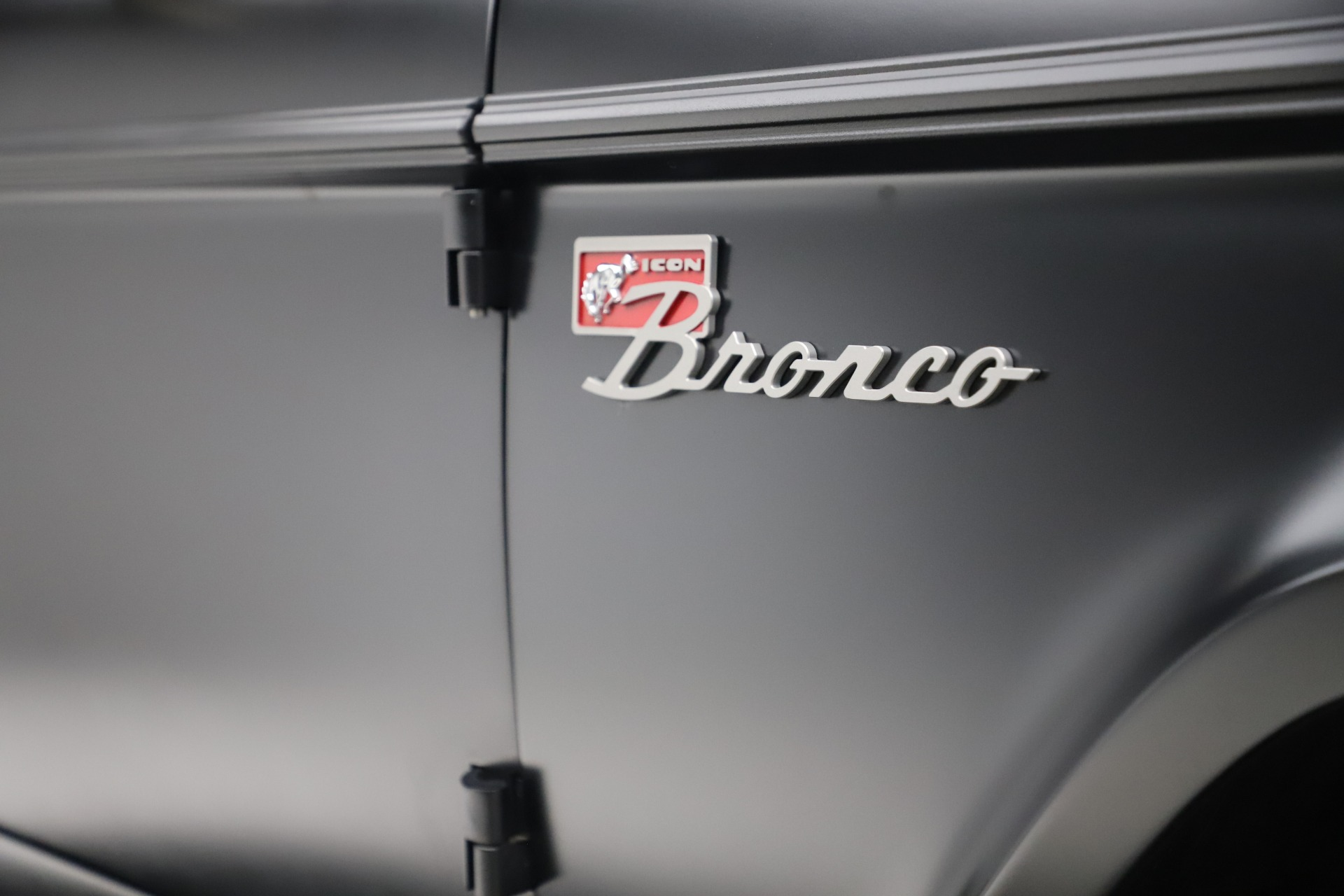 Used 1972 Ford Bronco Icon For Sale In Greenwich, CT 3551_p28