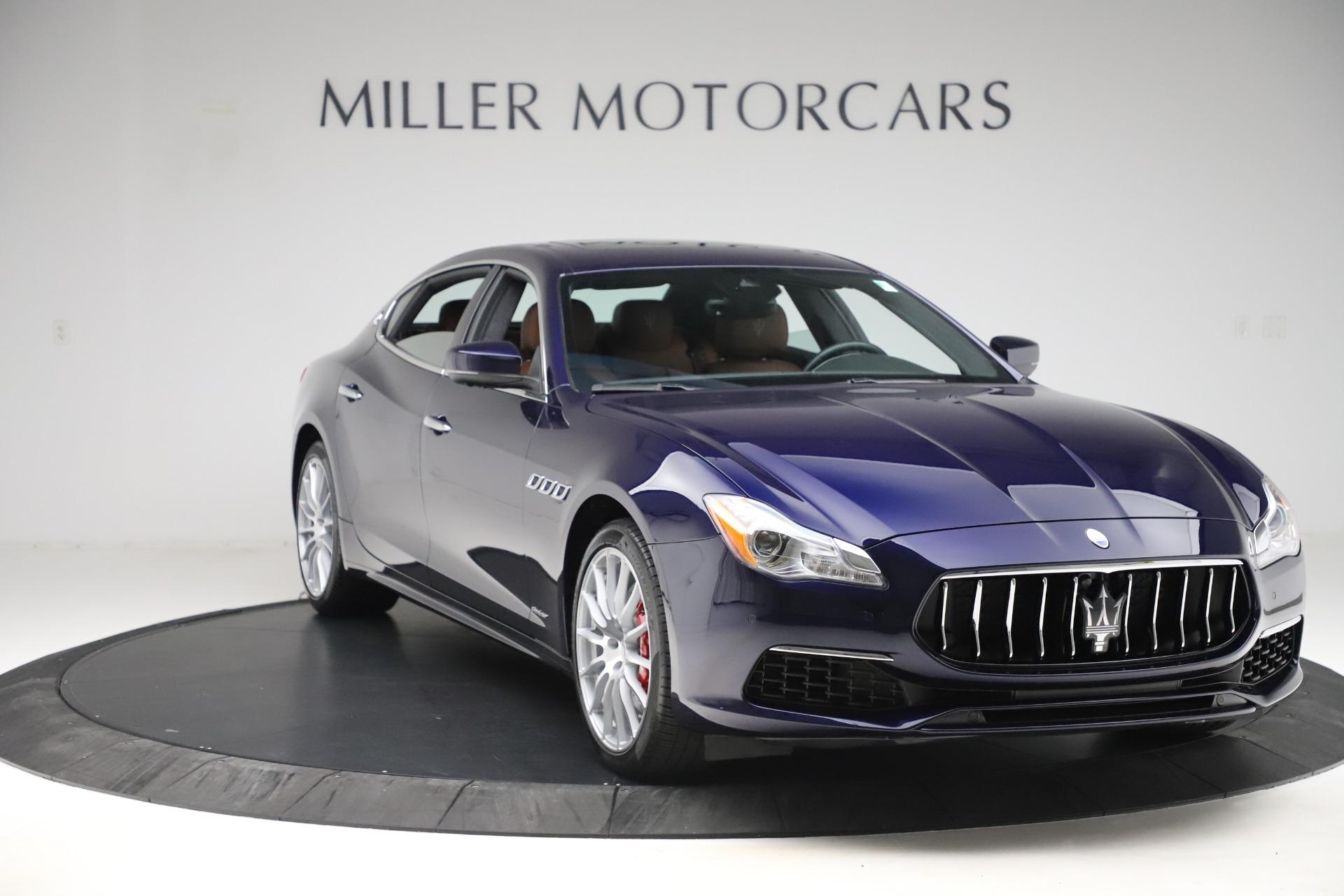 Used 2017 Maserati Quattroporte S Q4 GranLusso For Sale In Greenwich, CT 3553_p11