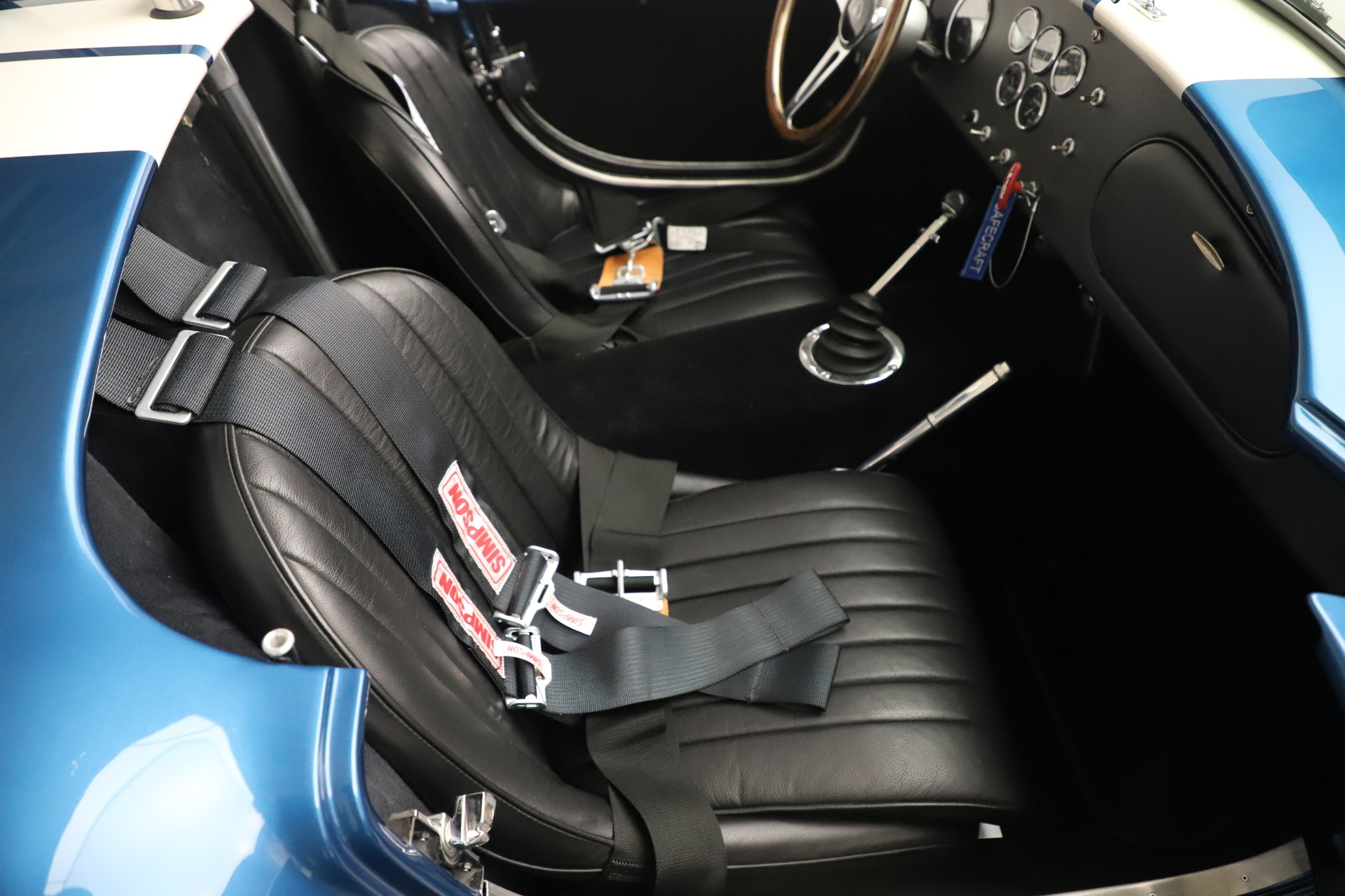 Used 1965 Ford Cobra CSX For Sale In Greenwich, CT 3558_p21