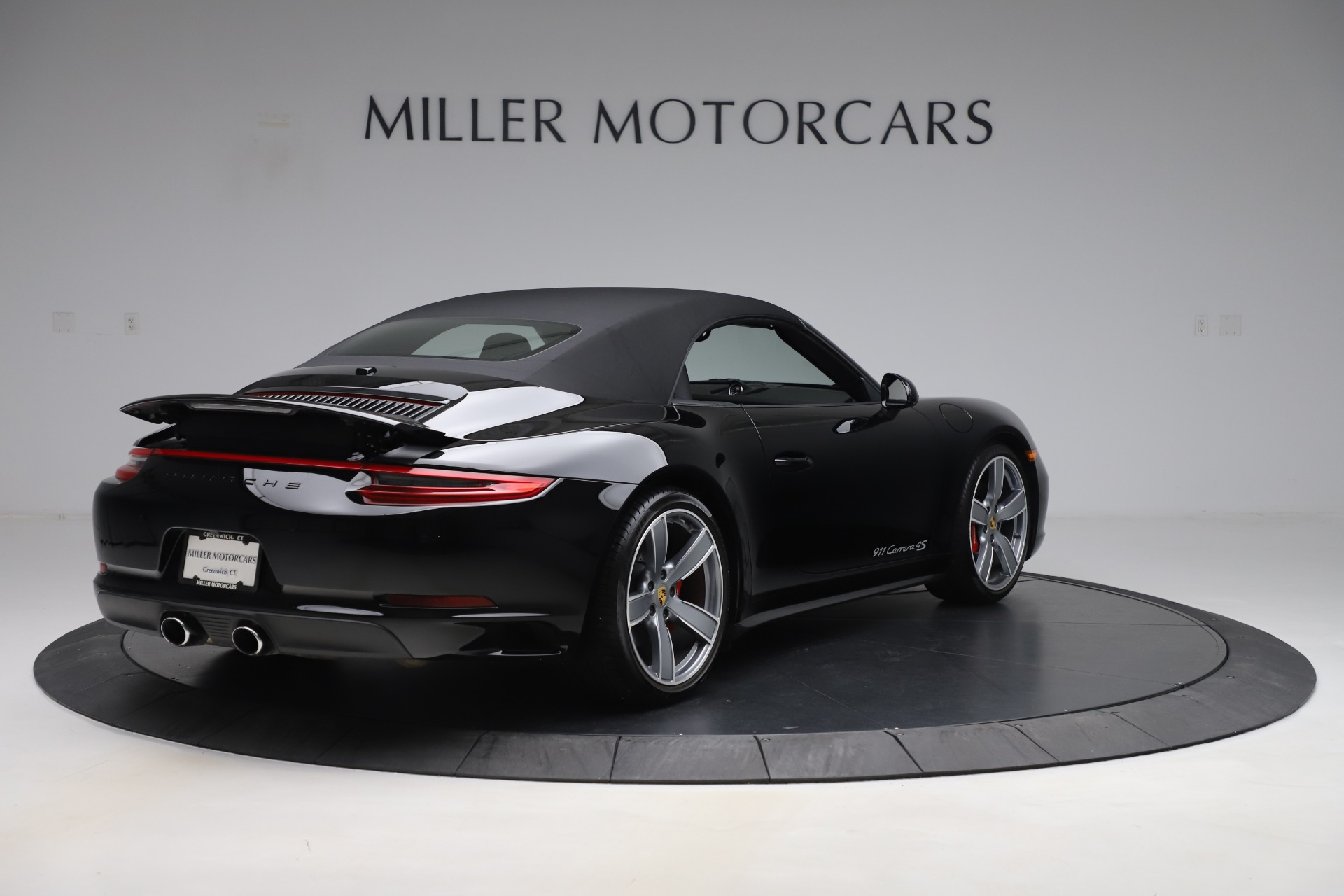 Used 2017 Porsche 911 Carrera 4S For Sale In Greenwich, CT 3562_p16