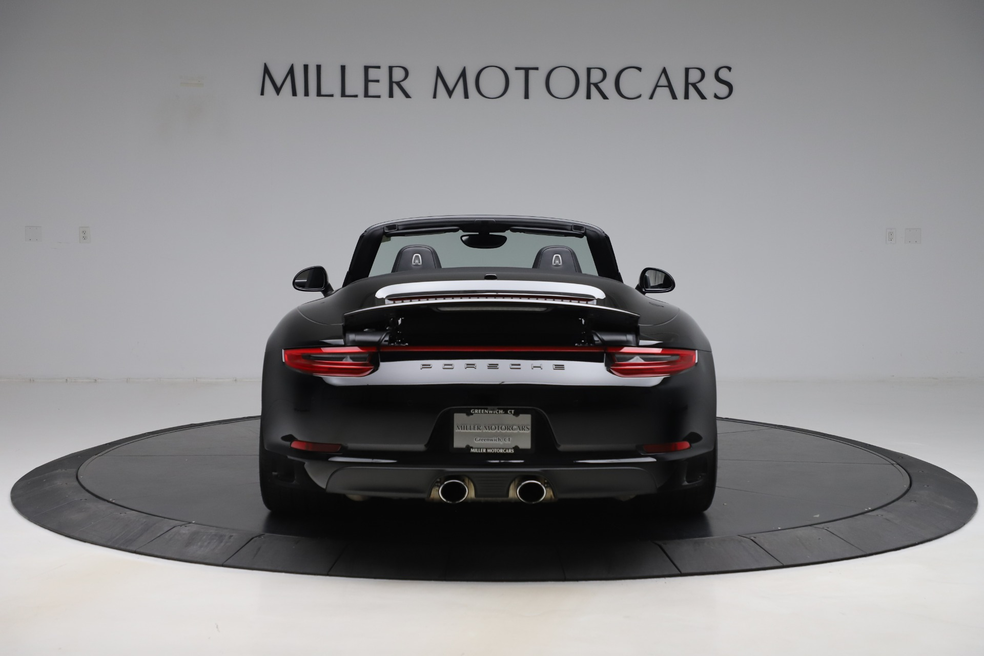 Used 2017 Porsche 911 Carrera 4S For Sale In Greenwich, CT 3562_p6