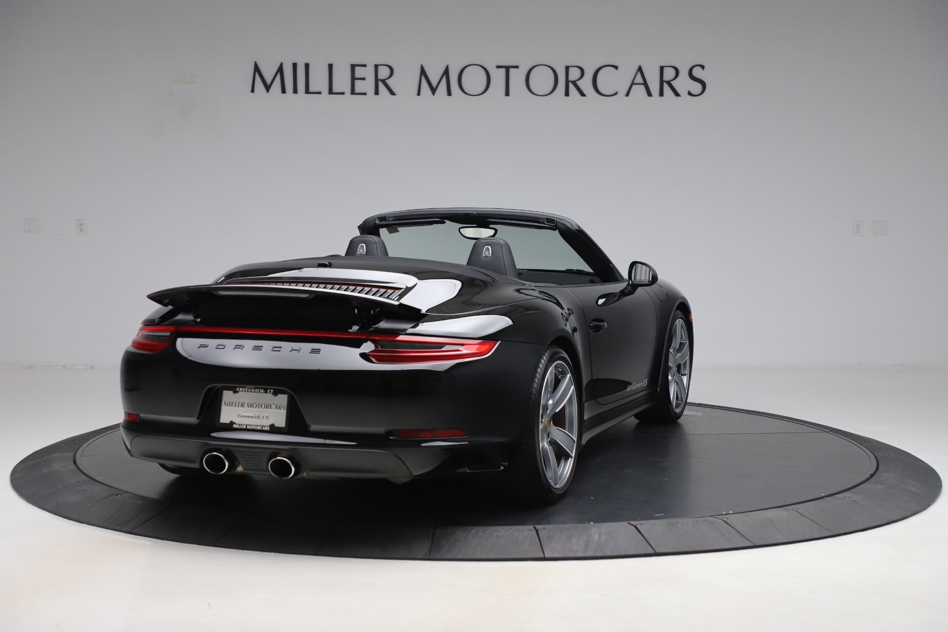 Used 2017 Porsche 911 Carrera 4S For Sale In Greenwich, CT 3562_p7