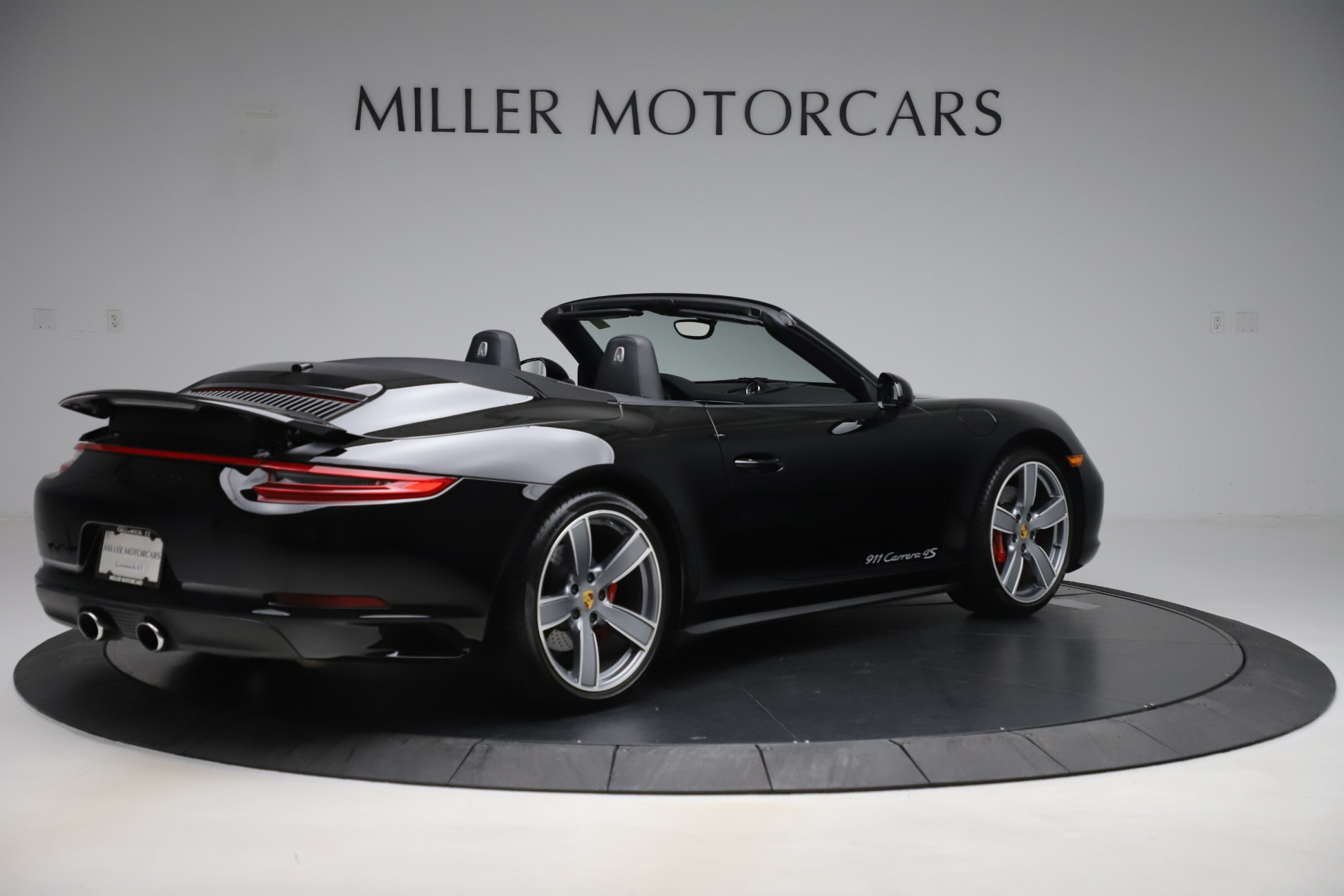 Used 2017 Porsche 911 Carrera 4S For Sale In Greenwich, CT 3562_p8