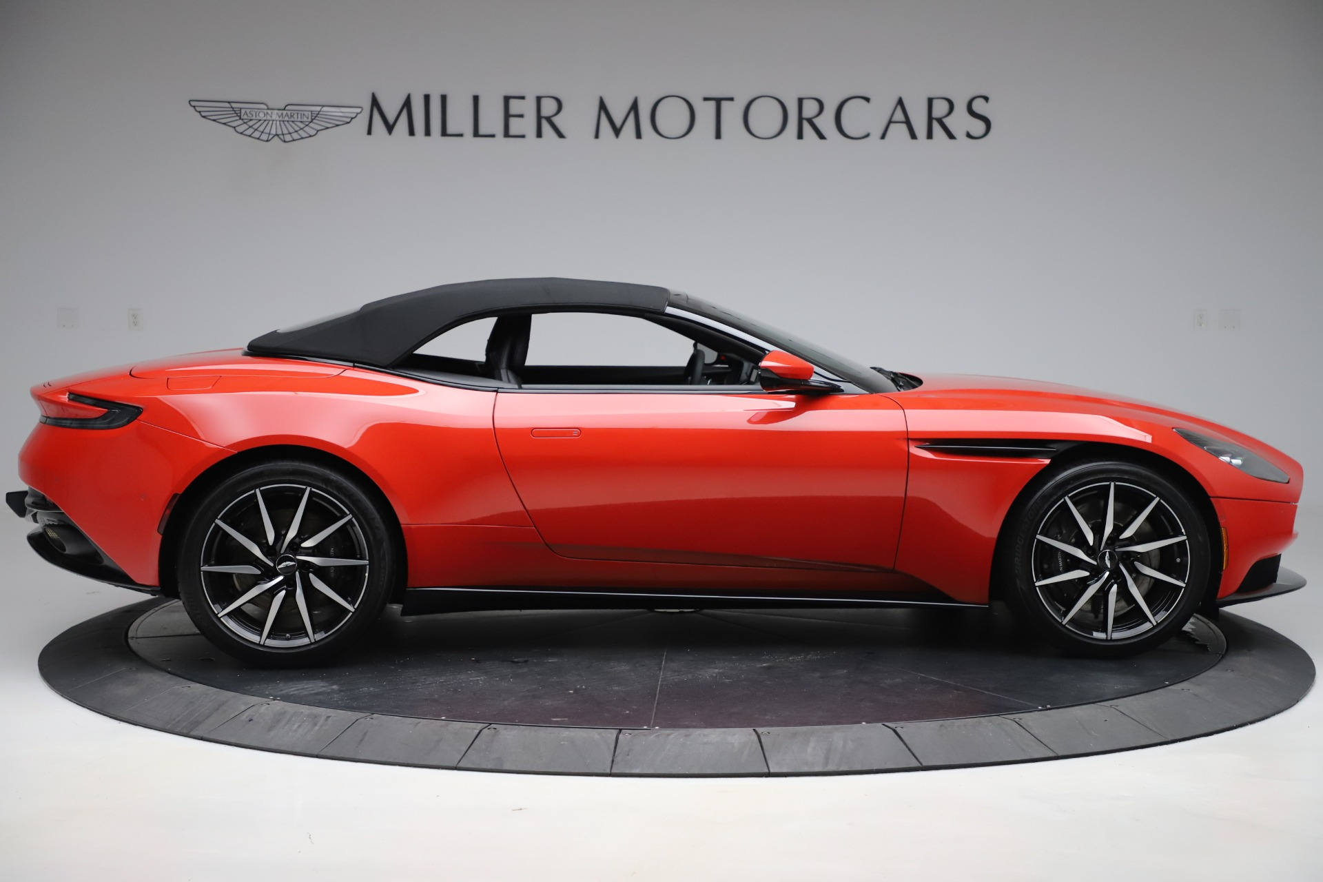 New 2020 Aston Martin DB11 Volante For Sale In Greenwich, CT 3565_p14