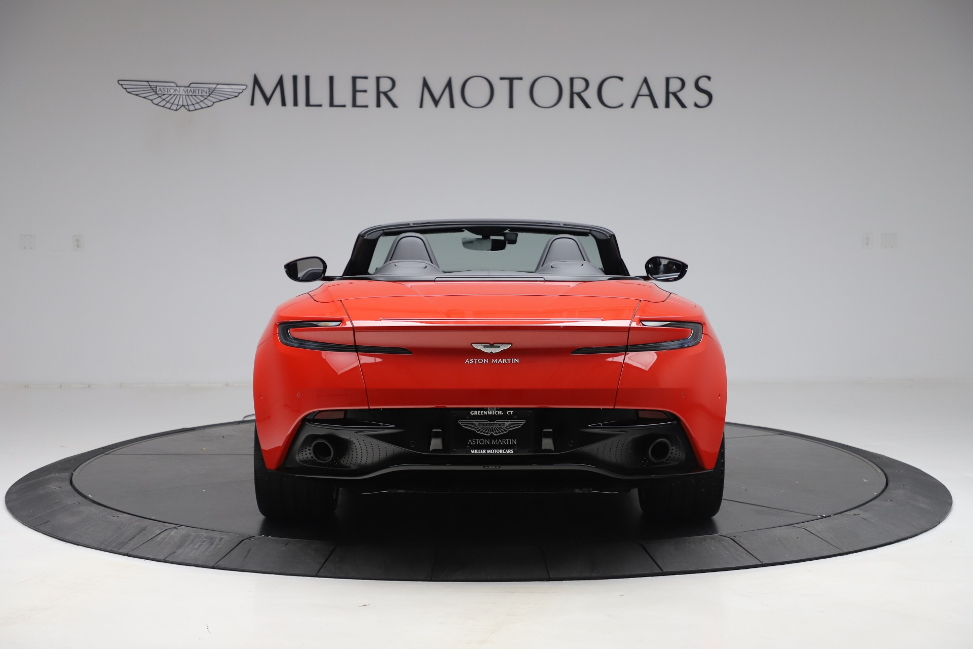 New 2020 Aston Martin DB11 Volante For Sale In Greenwich, CT 3565_p5