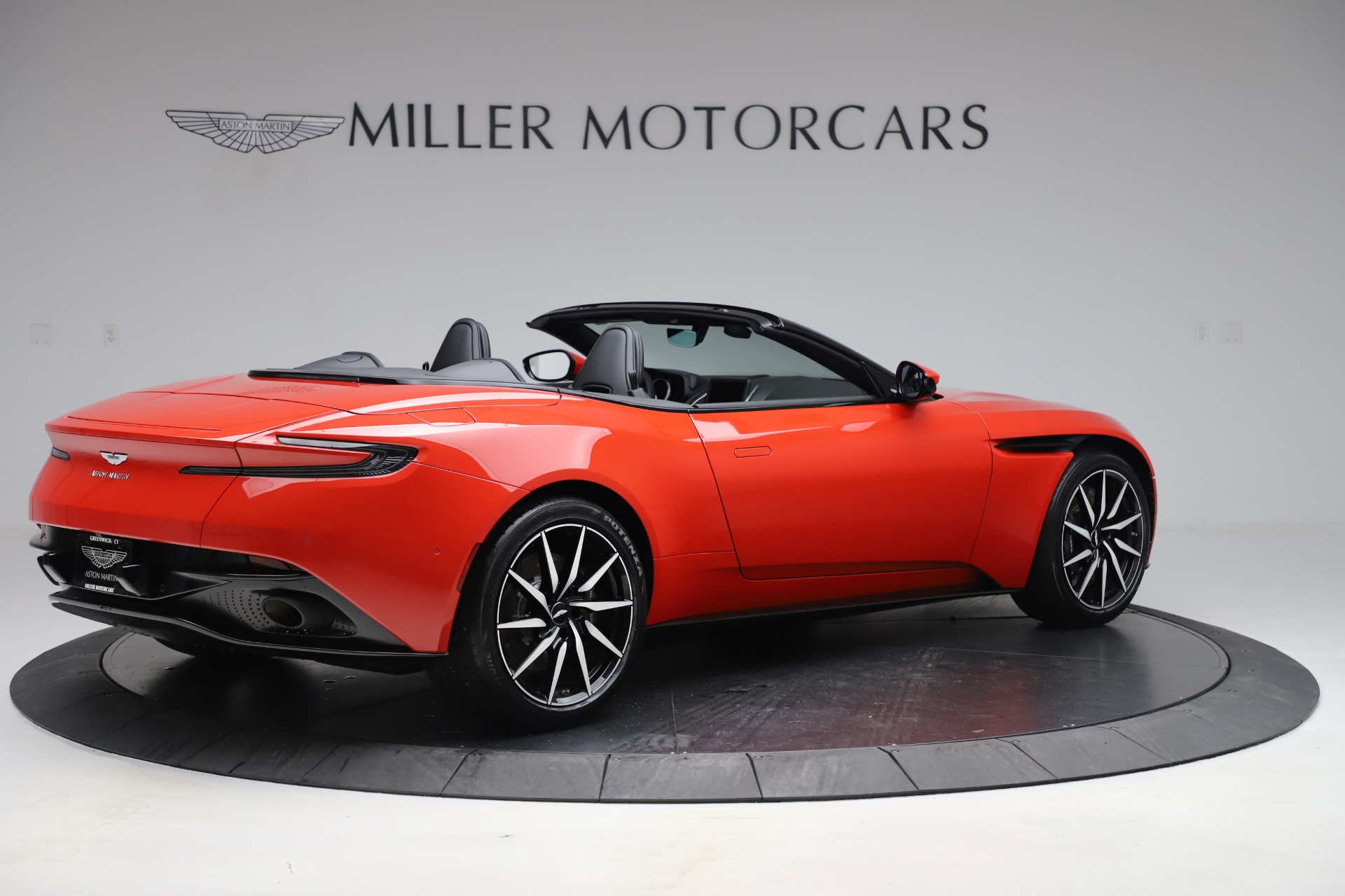 New 2020 Aston Martin DB11 Volante For Sale In Greenwich, CT 3565_p7