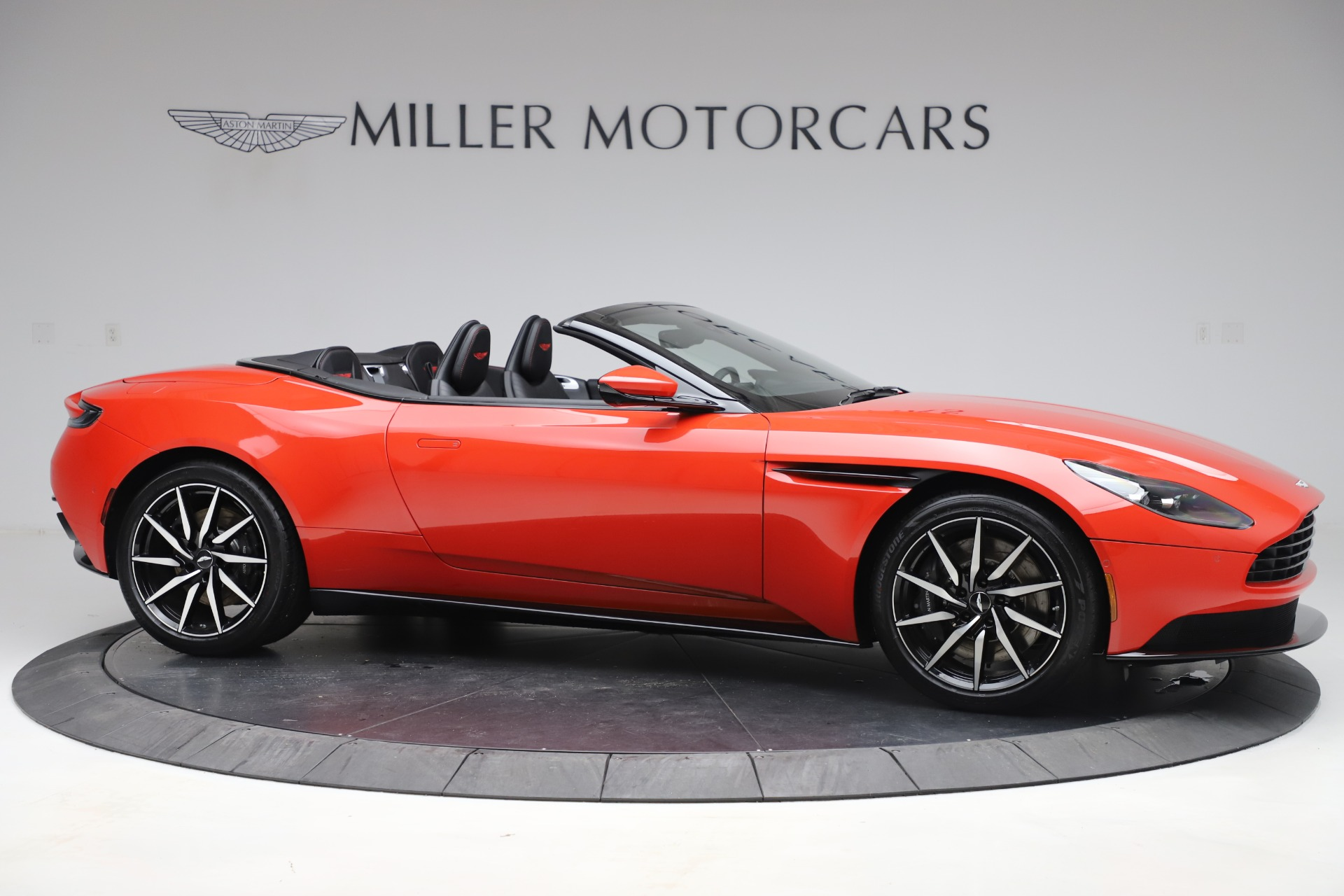 New 2020 Aston Martin DB11 Volante For Sale In Greenwich, CT 3565_p9