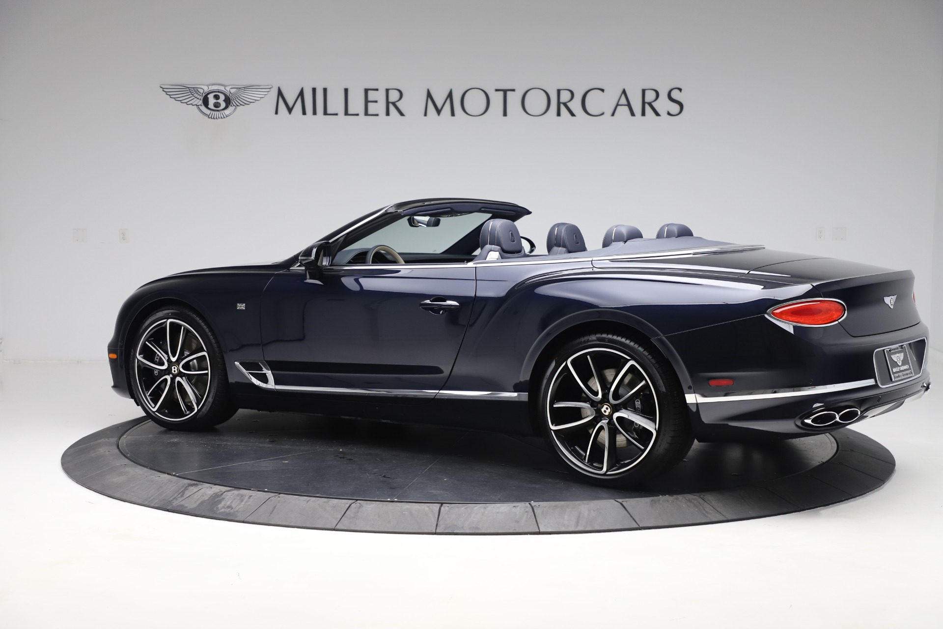 New 2020 Bentley Continental GTC V8 For Sale In Greenwich, CT 3566_p4