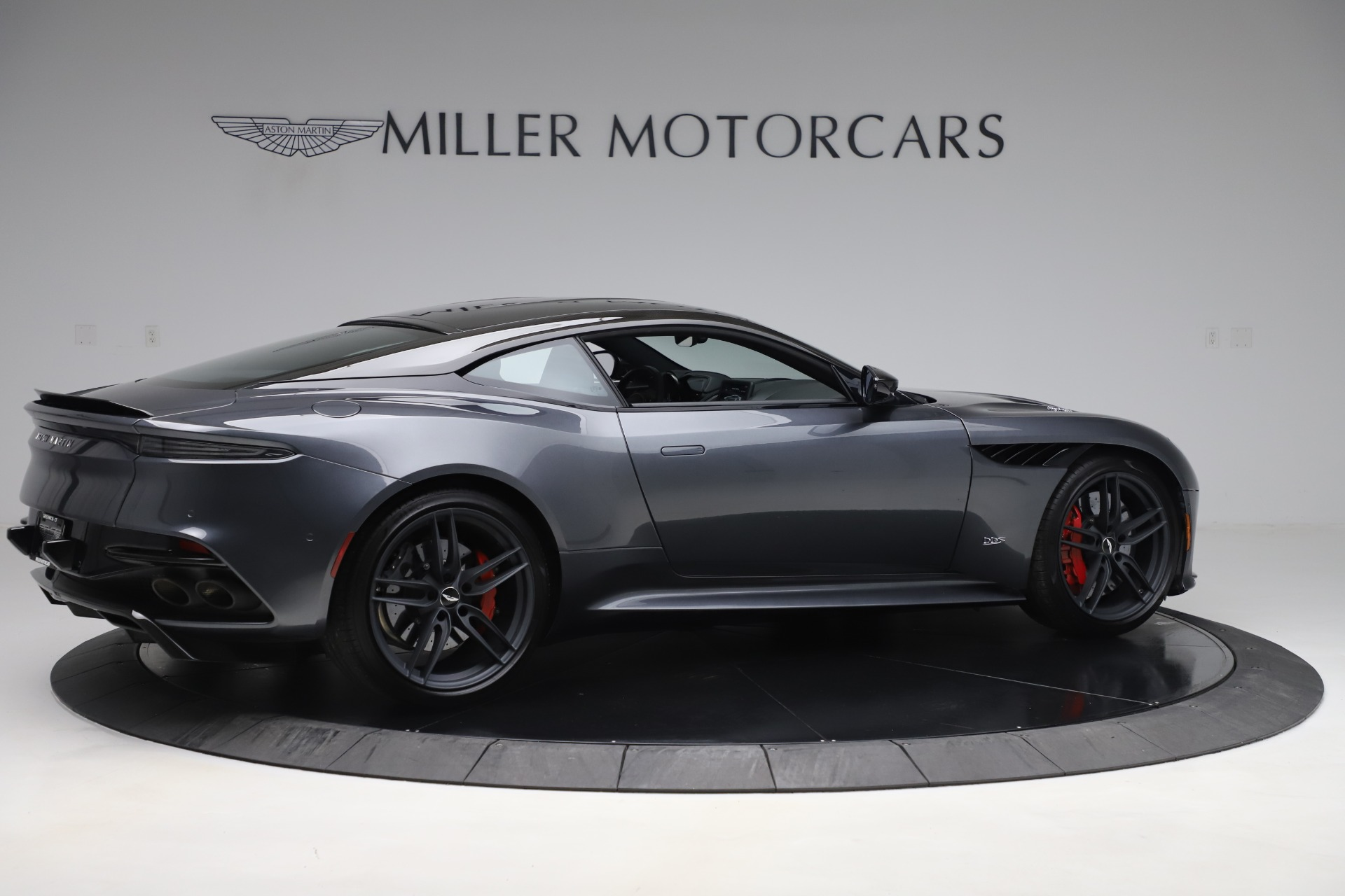 Used 2019 Aston Martin DBS Superleggera For Sale In Greenwich, CT 3570_p8