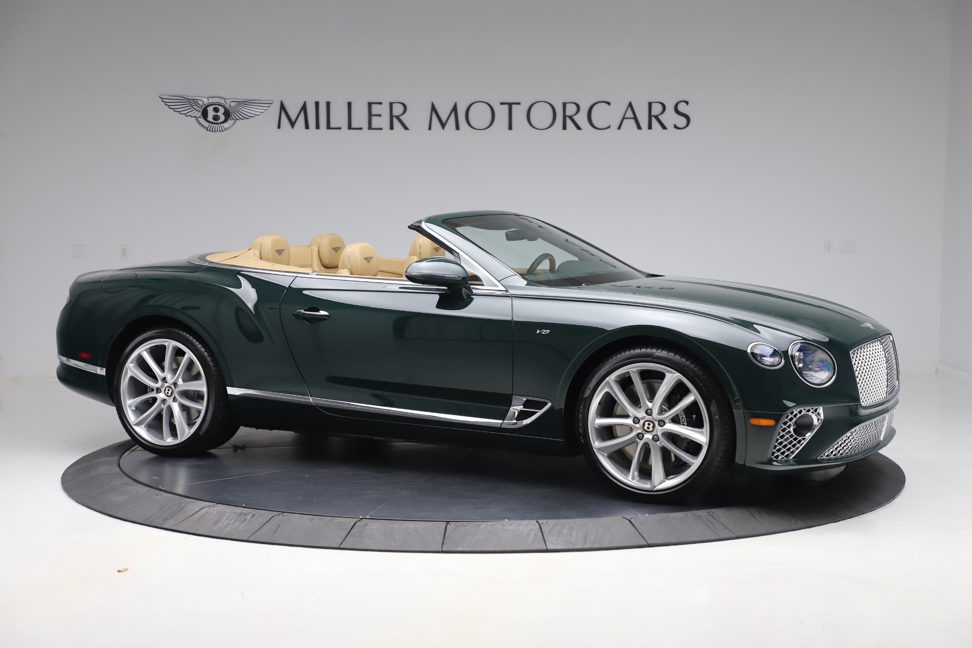 New 2020 Bentley Continental GTC V8 For Sale In Greenwich, CT 3572_p10