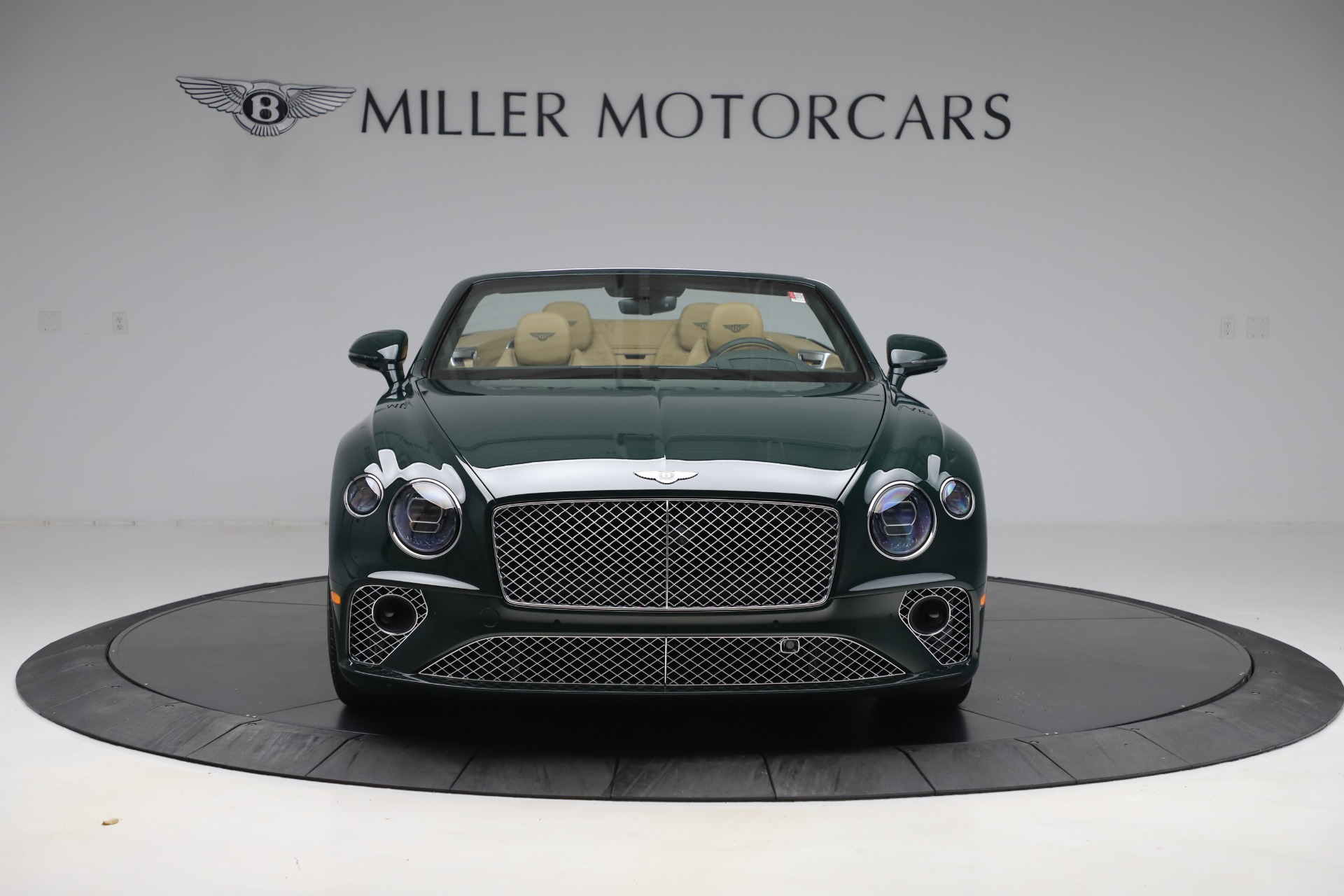 New 2020 Bentley Continental GTC V8 For Sale In Greenwich, CT 3572_p12