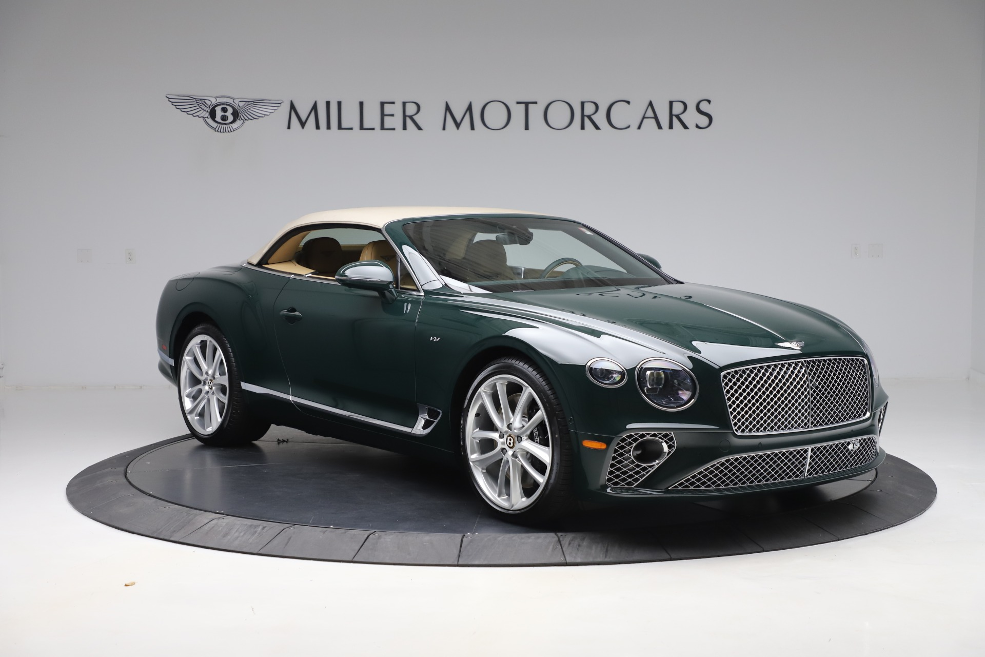 New 2020 Bentley Continental GTC V8 For Sale In Greenwich, CT 3572_p19
