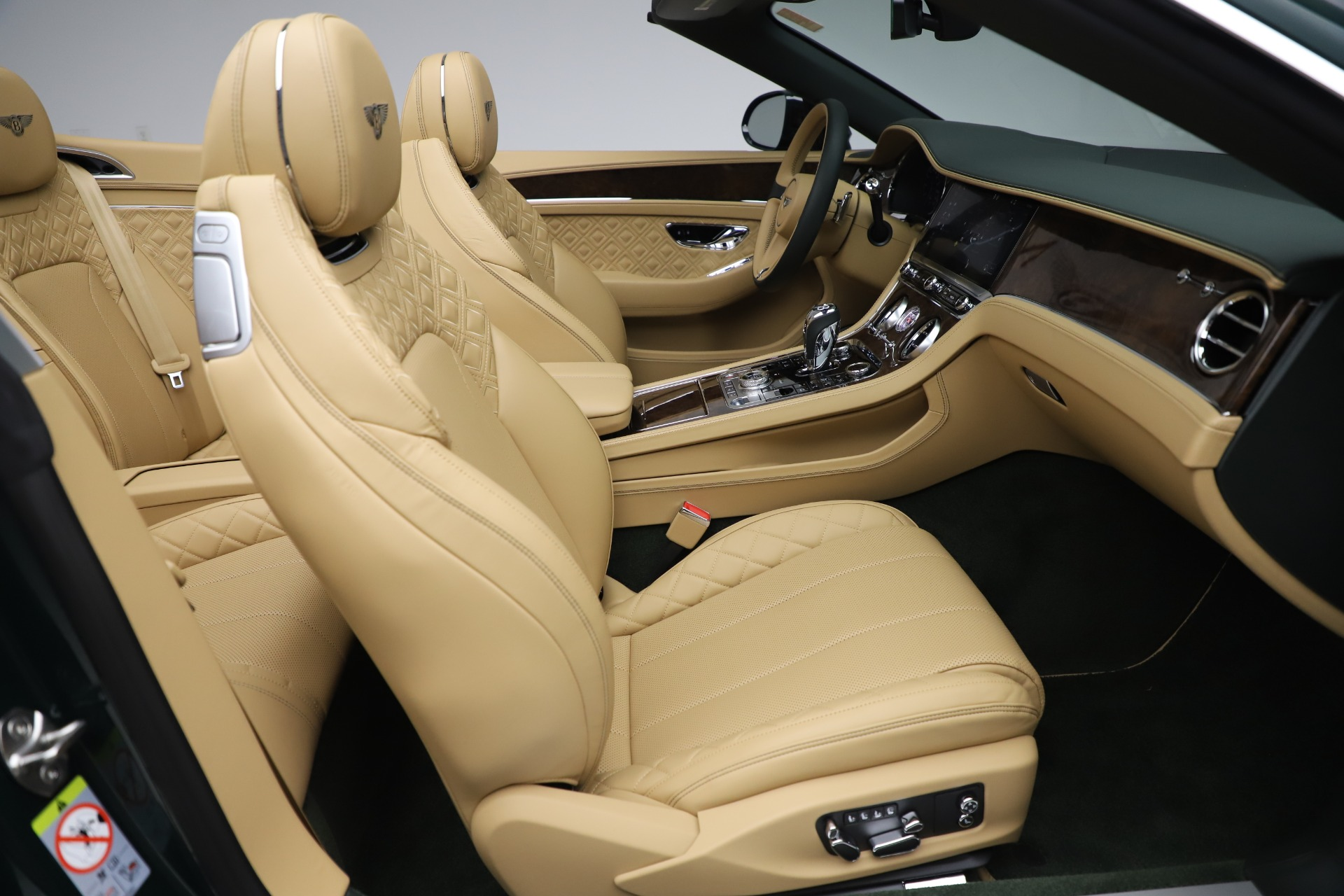 New 2020 Bentley Continental GTC V8 For Sale In Greenwich, CT 3572_p35