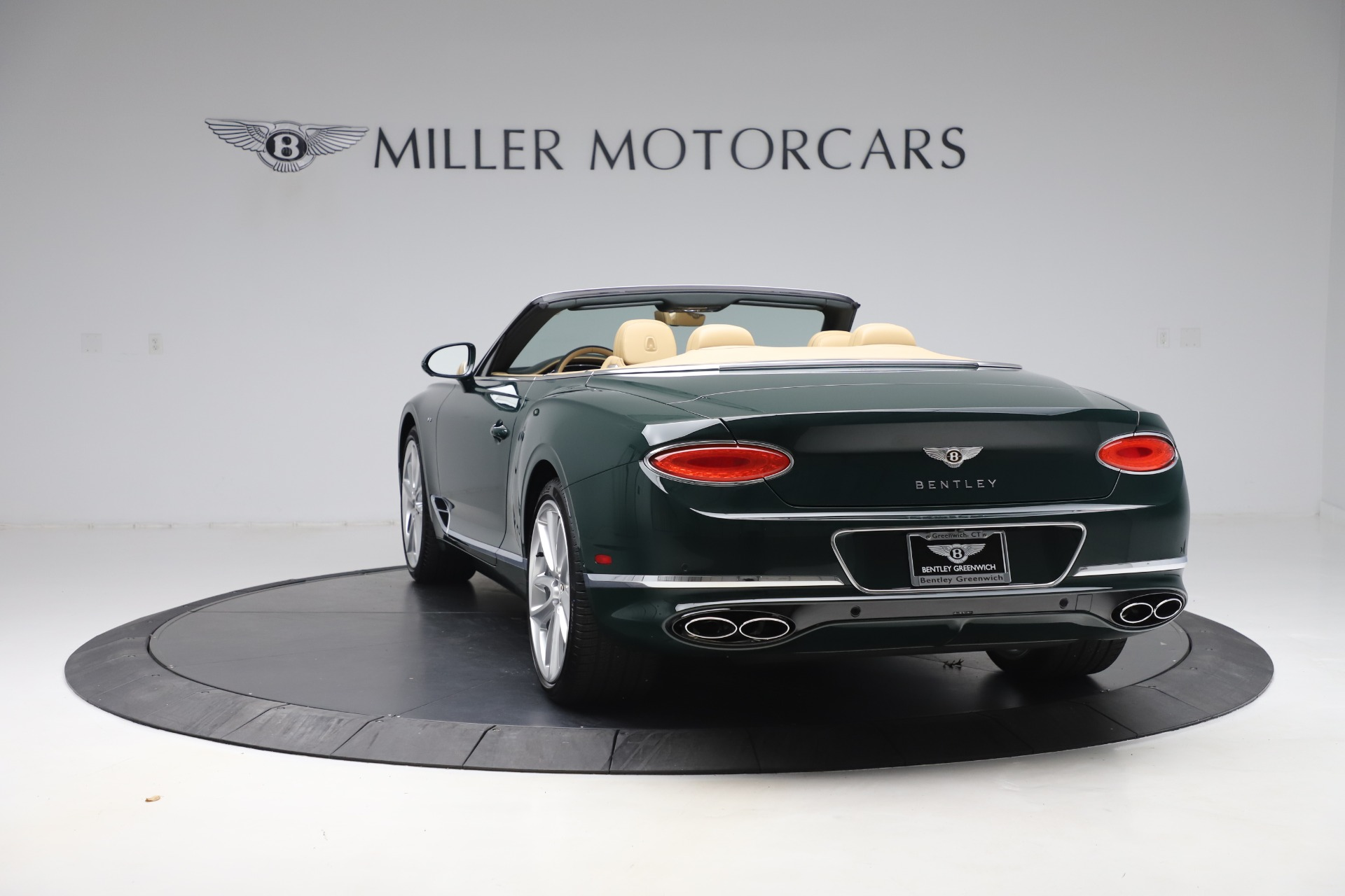 New 2020 Bentley Continental GTC V8 For Sale In Greenwich, CT 3572_p5