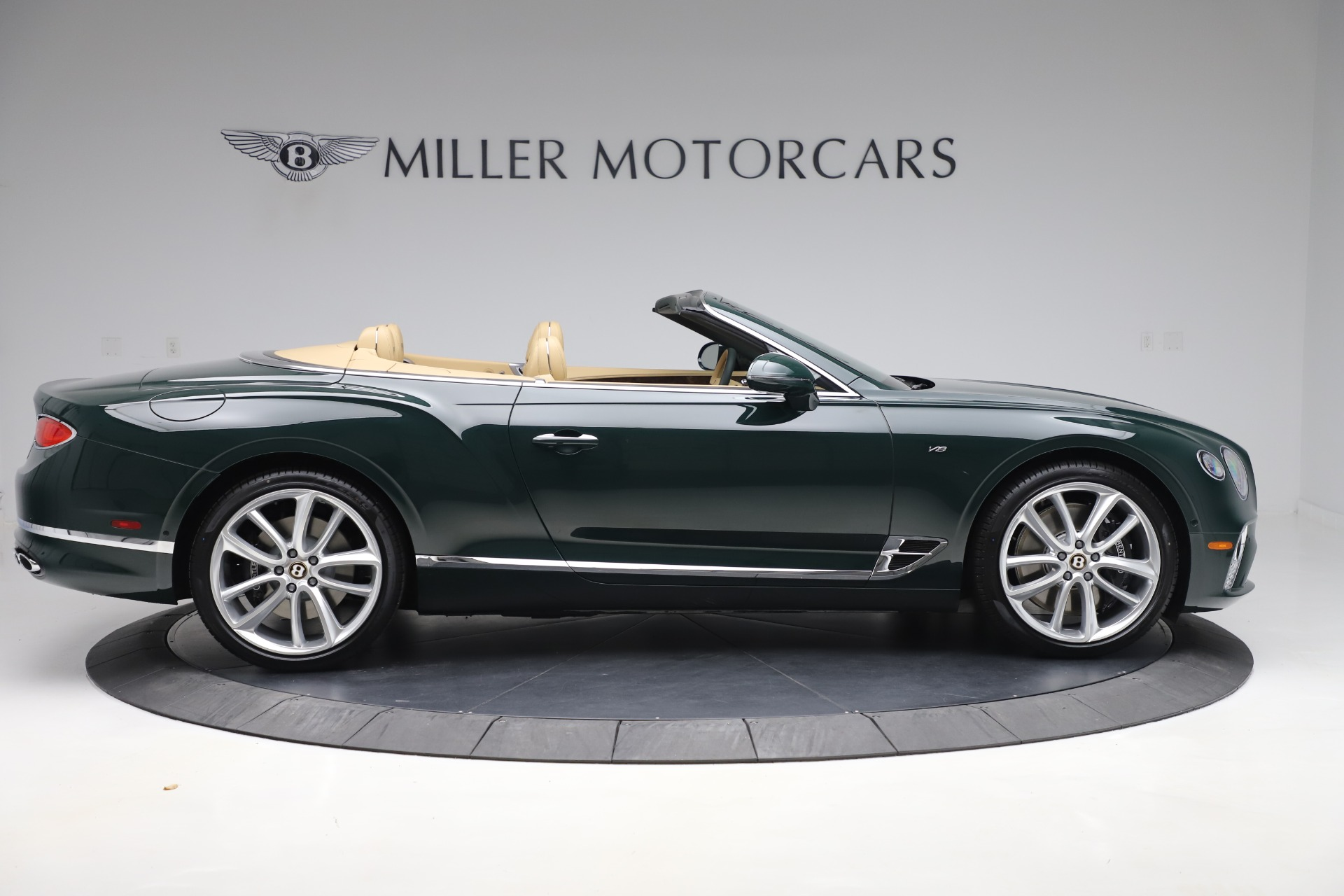 New 2020 Bentley Continental GTC V8 For Sale In Greenwich, CT 3572_p9