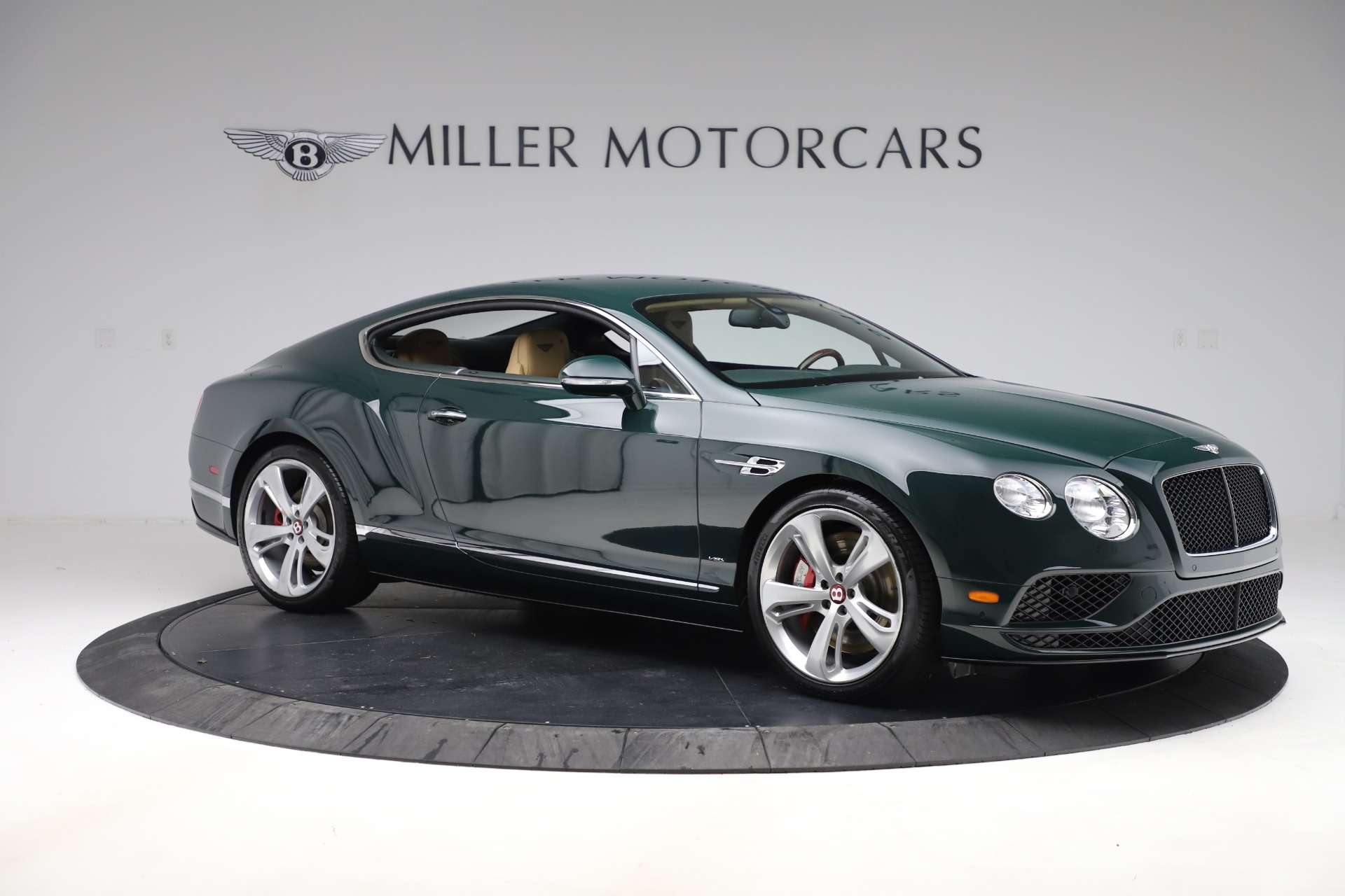 Used 2017 Bentley Continental GT V8 S For Sale In Greenwich, CT 3583_p10