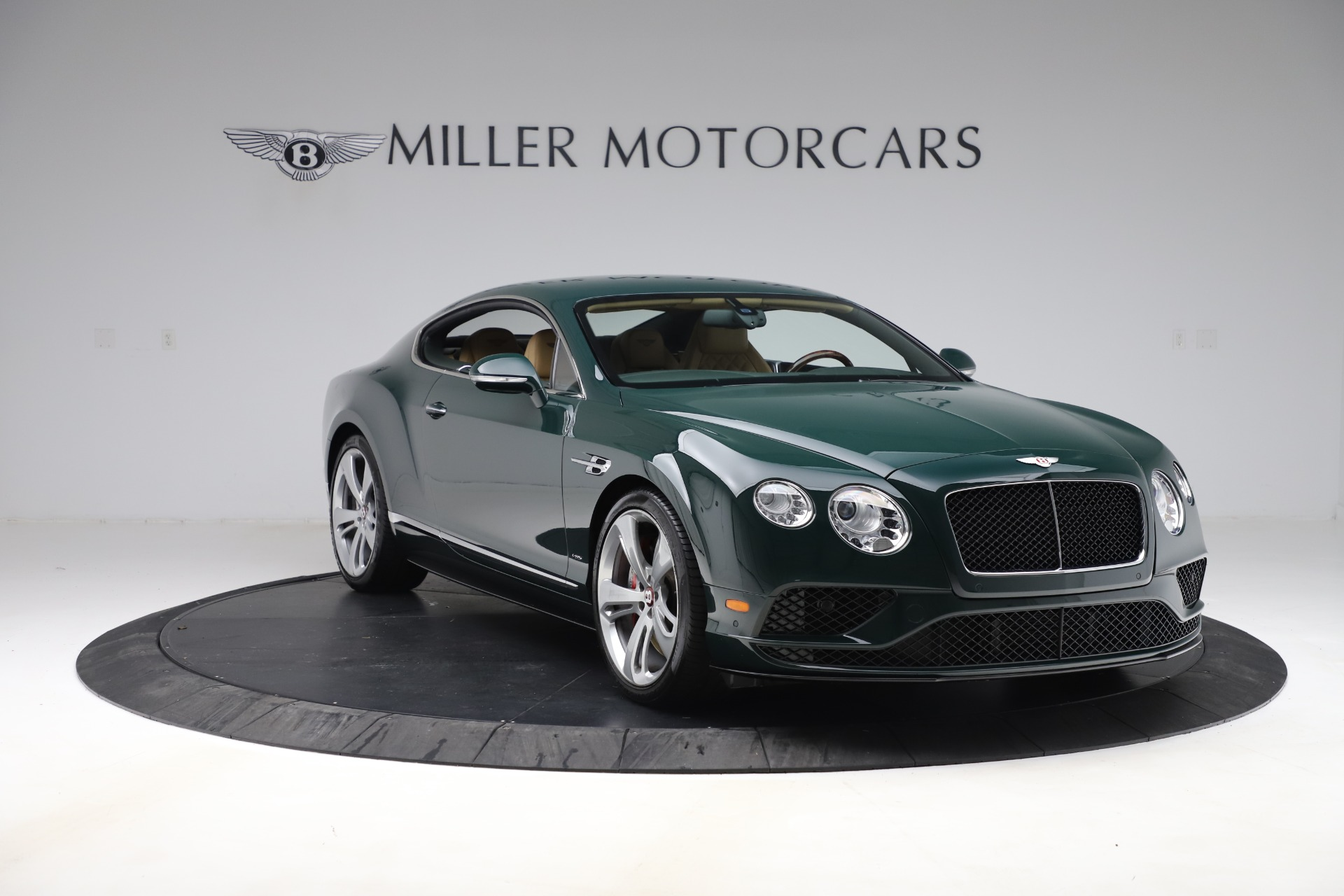 Used 2017 Bentley Continental GT V8 S For Sale In Greenwich, CT 3583_p11