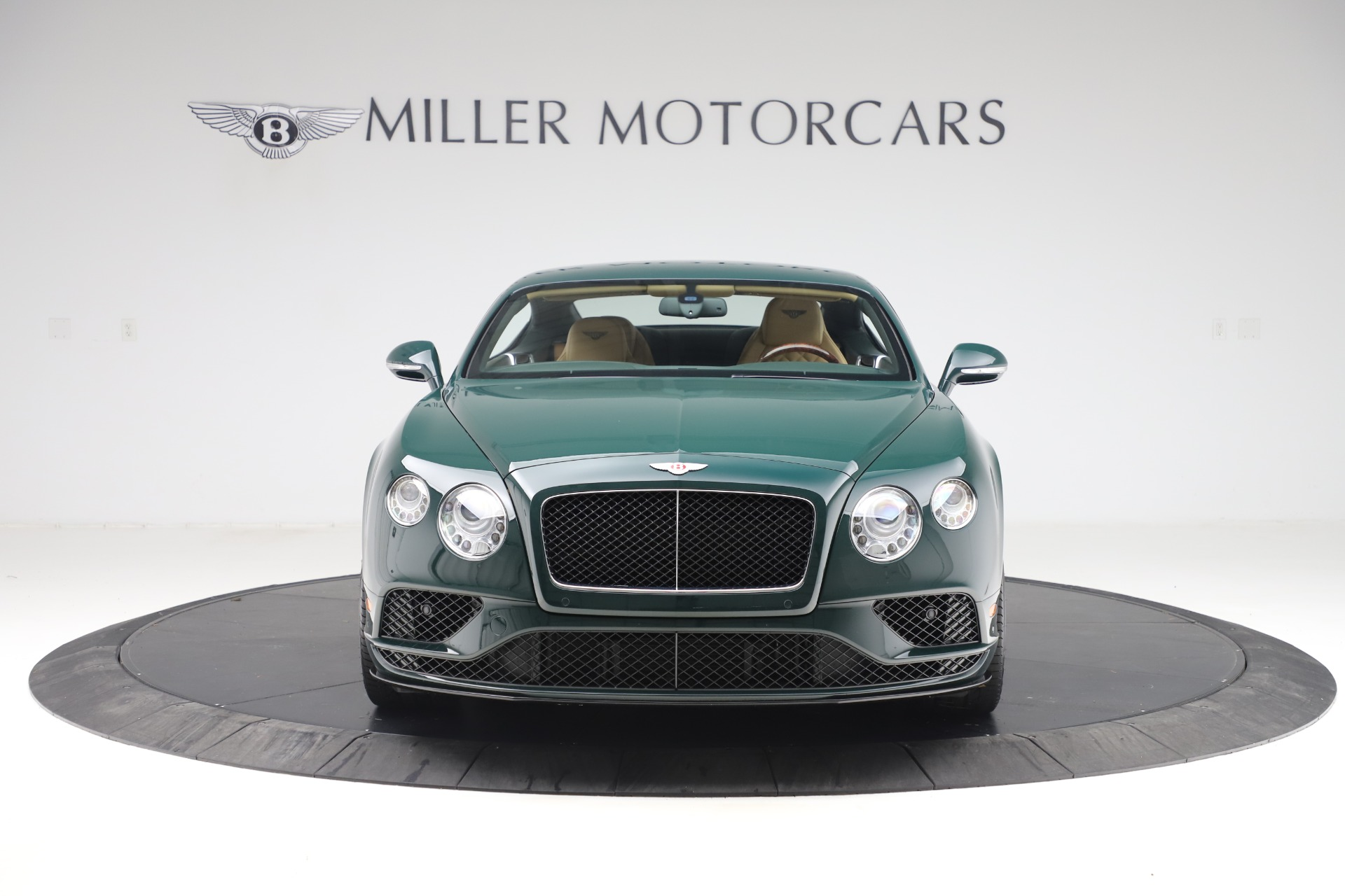 Used 2017 Bentley Continental GT V8 S For Sale In Greenwich, CT 3583_p12