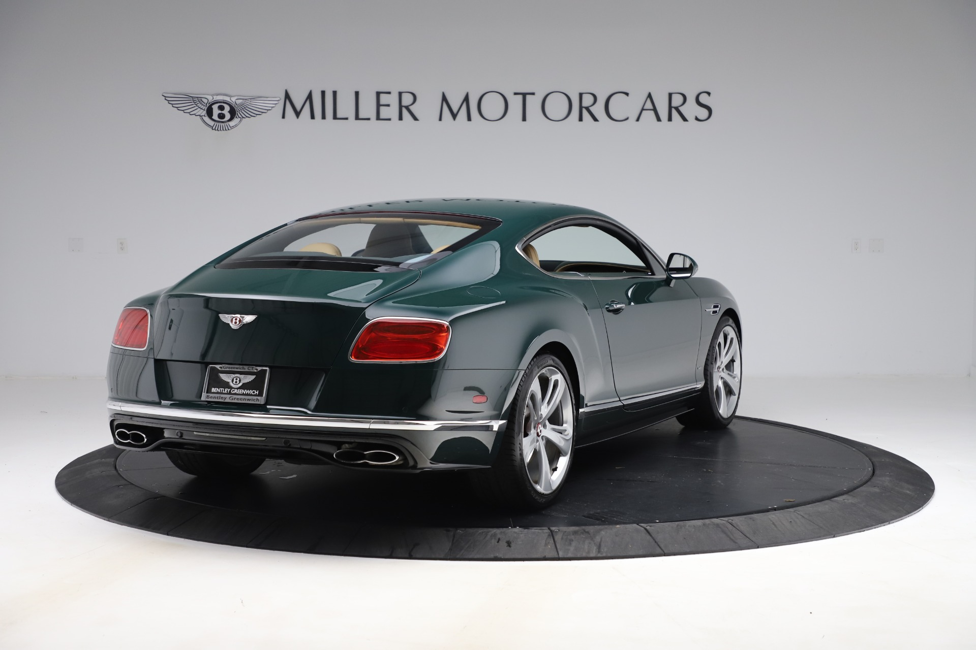 Used 2017 Bentley Continental GT V8 S For Sale In Greenwich, CT 3583_p7