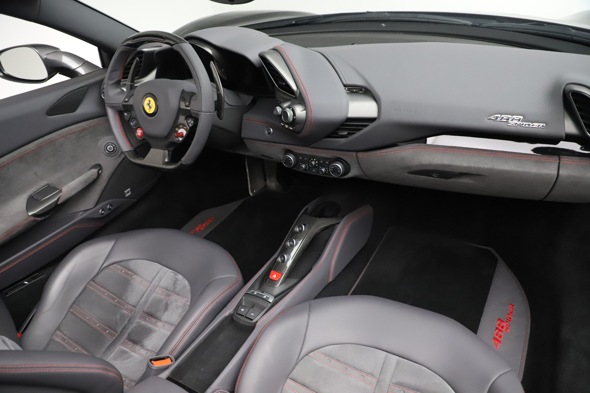 Used 2018 Ferrari 488 Spider  For Sale In Greenwich, CT 3584_p23
