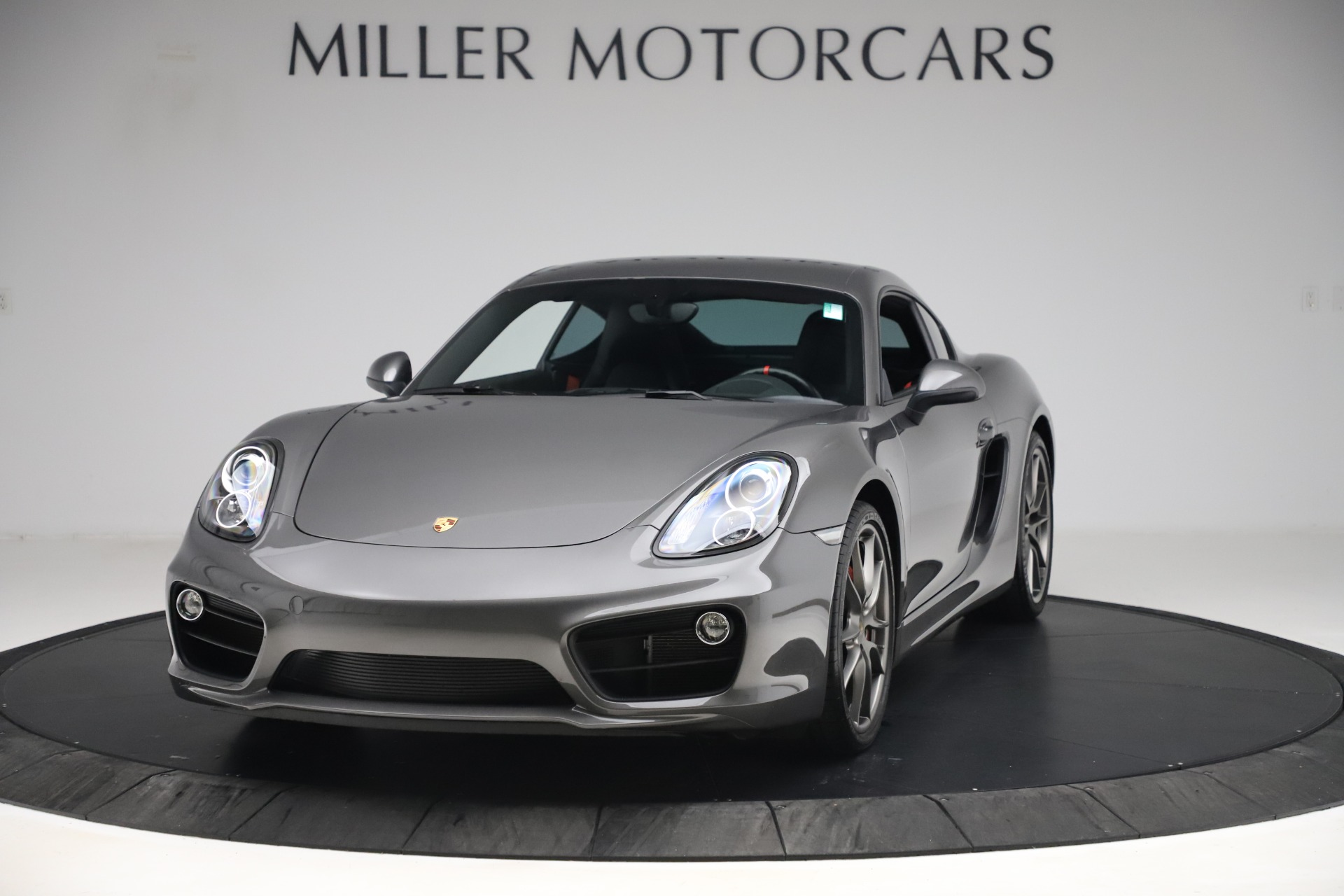 Used 2015 Porsche Cayman S For Sale In Greenwich, CT 3586_main