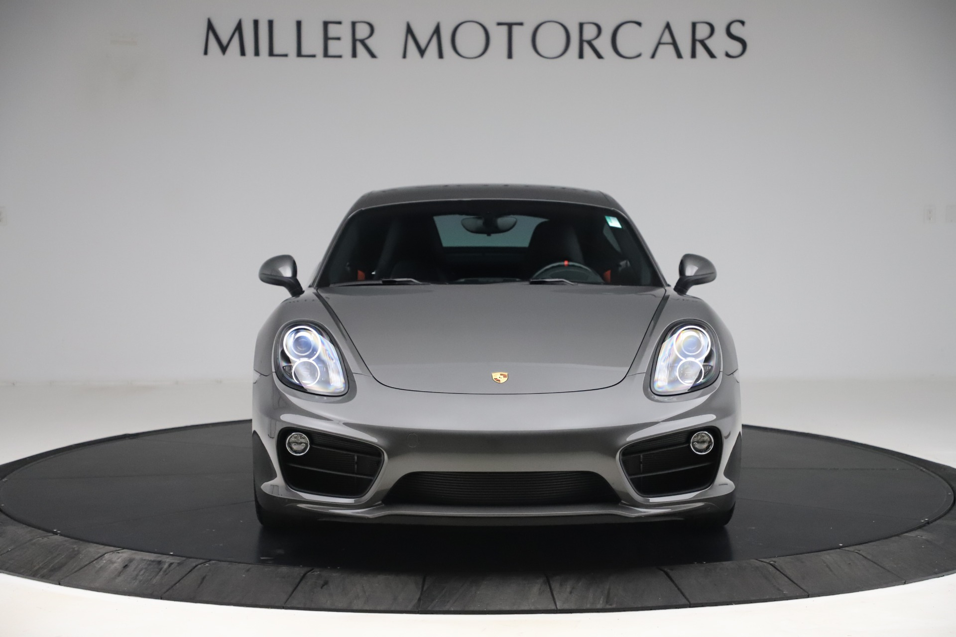 Used 2015 Porsche Cayman S For Sale In Greenwich, CT 3586_p12
