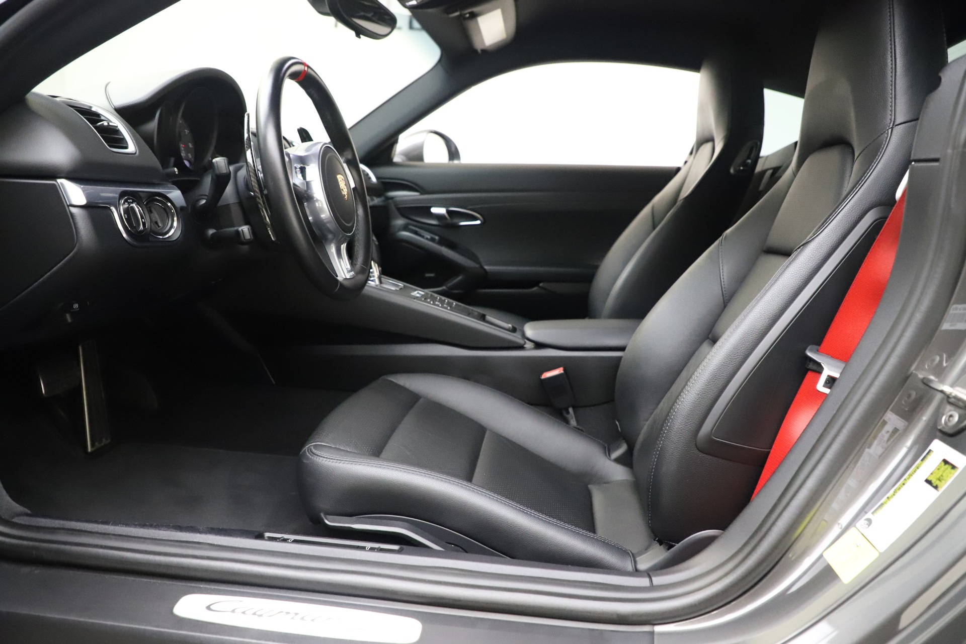 Used 2015 Porsche Cayman S For Sale In Greenwich, CT 3586_p14