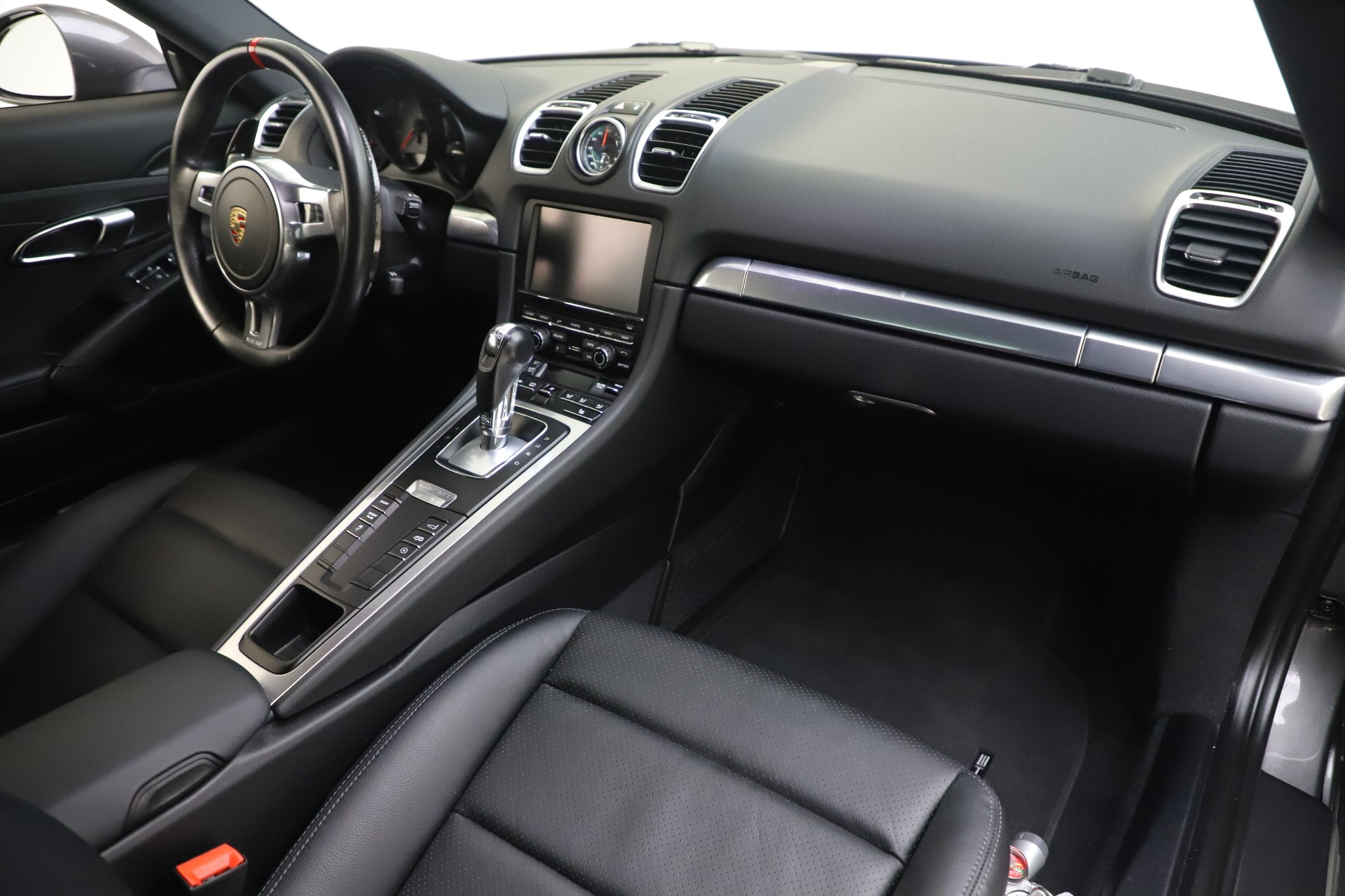 Used 2015 Porsche Cayman S For Sale In Greenwich, CT 3586_p18