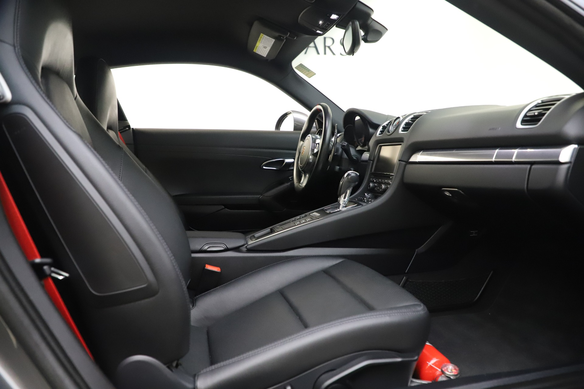 Used 2015 Porsche Cayman S For Sale In Greenwich, CT 3586_p19