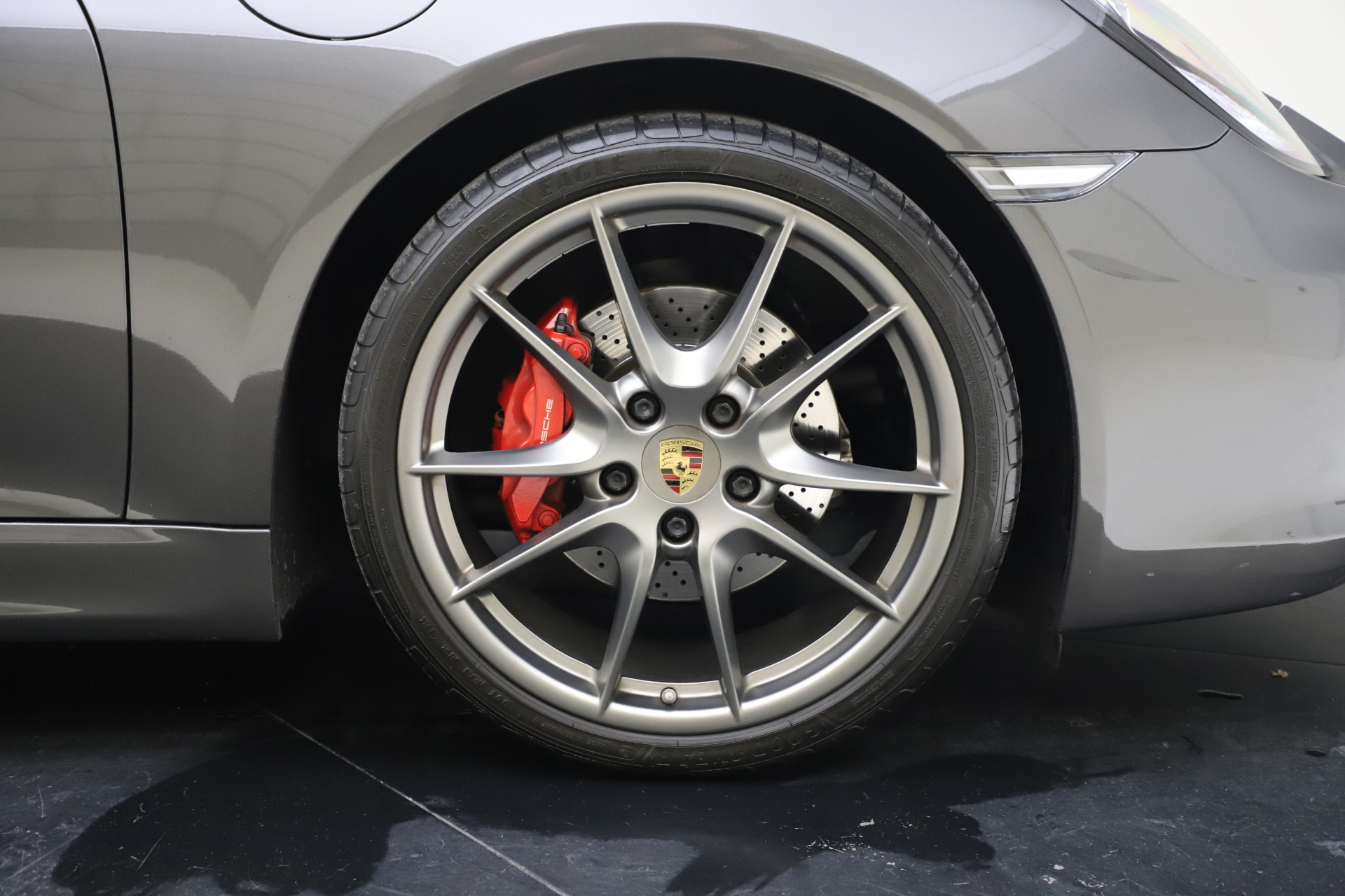 Used 2015 Porsche Cayman S For Sale In Greenwich, CT 3586_p32