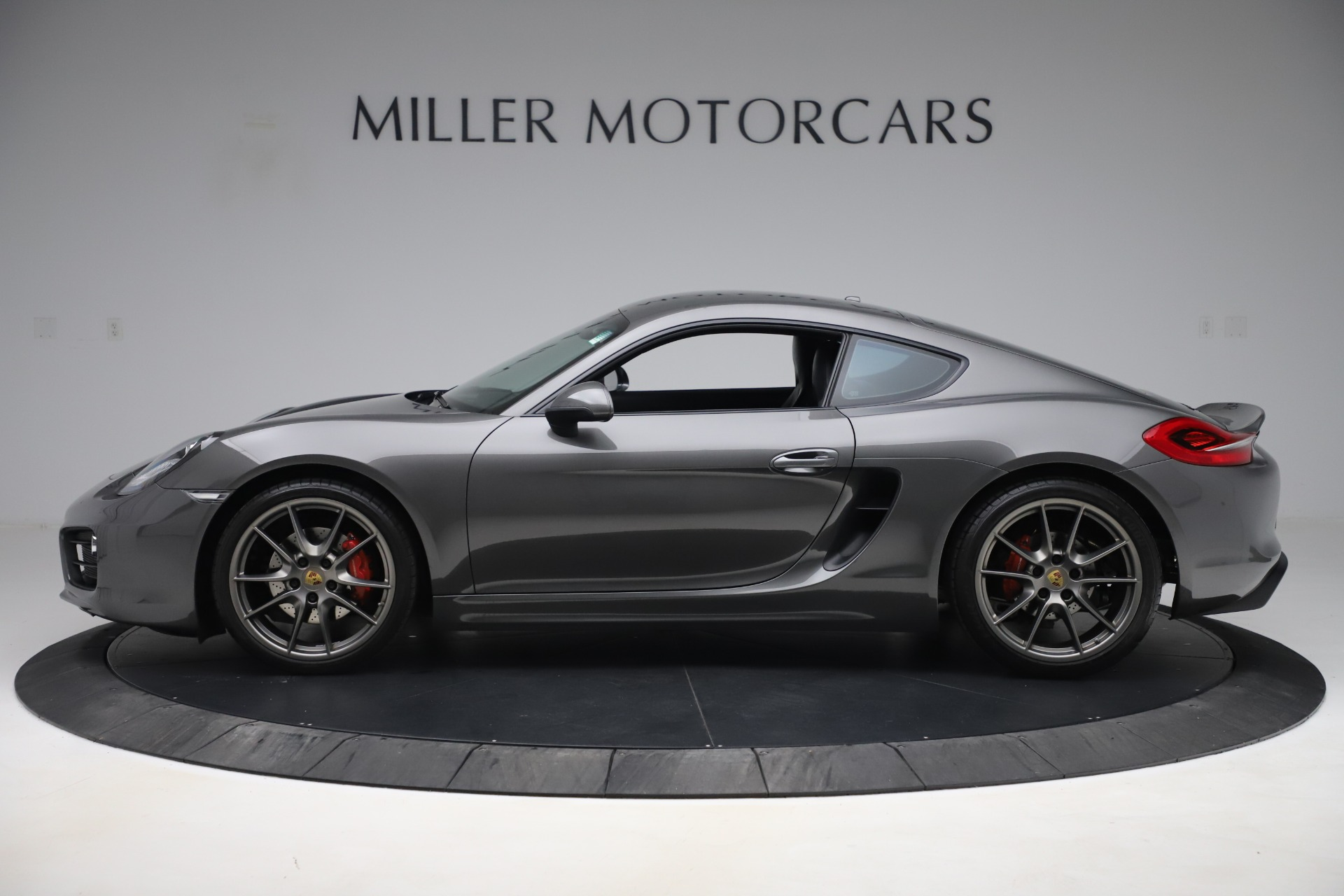 Used 2015 Porsche Cayman S For Sale In Greenwich, CT 3586_p3