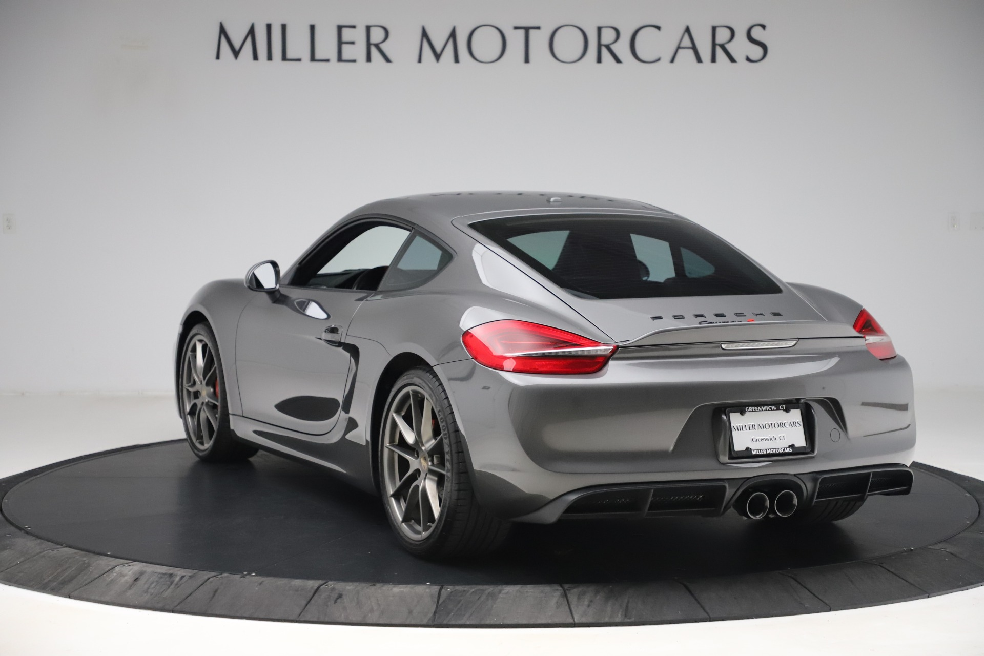 Used 2015 Porsche Cayman S For Sale In Greenwich, CT 3586_p5