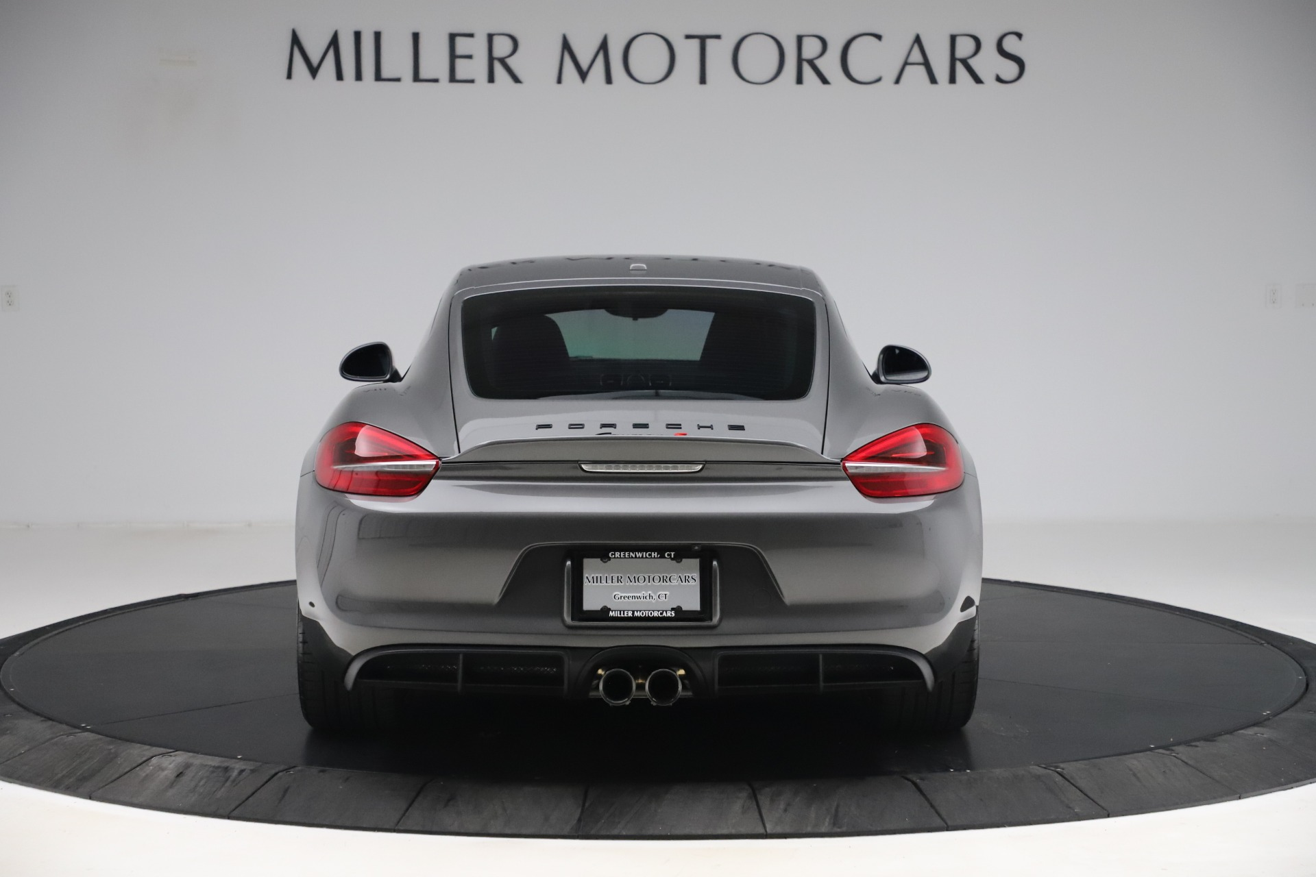 Used 2015 Porsche Cayman S For Sale In Greenwich, CT 3586_p6