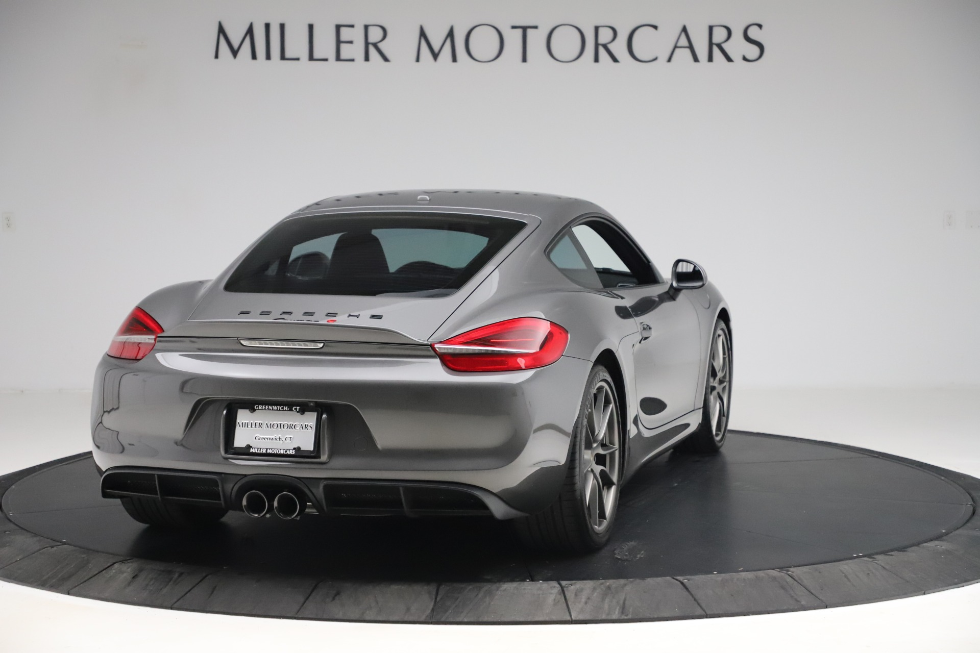 Used 2015 Porsche Cayman S For Sale In Greenwich, CT 3586_p7