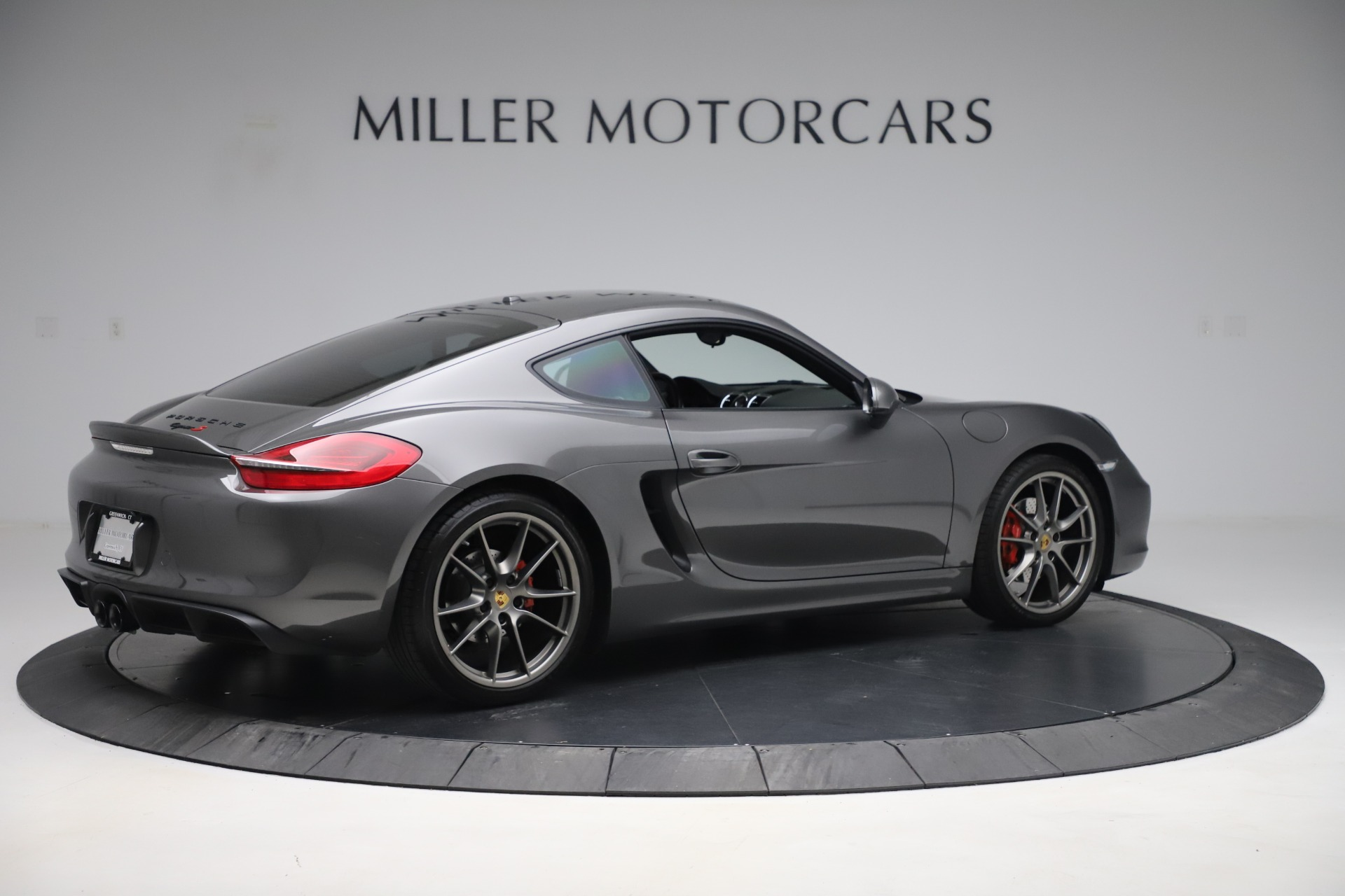 Used 2015 Porsche Cayman S For Sale In Greenwich, CT 3586_p8