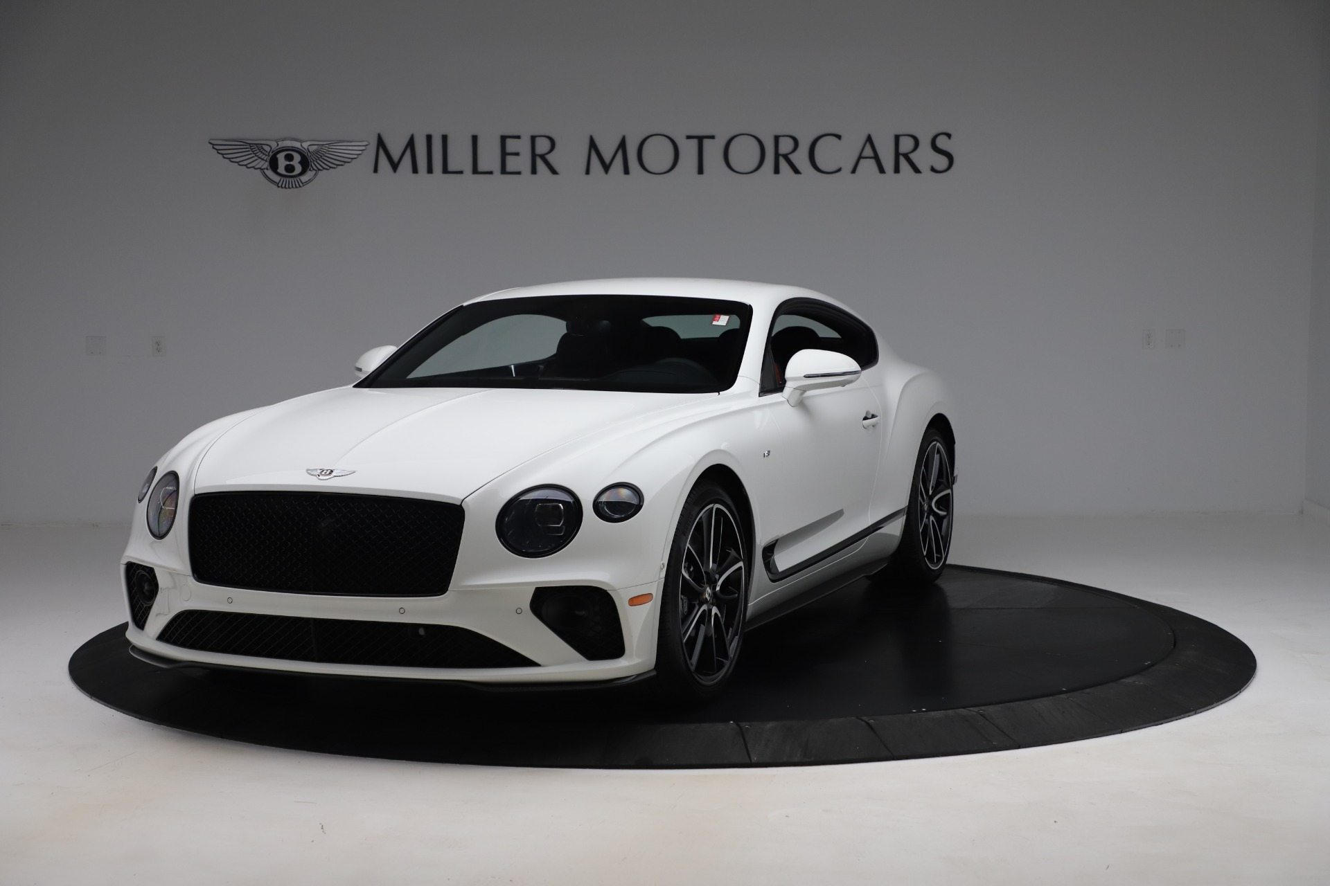 New 2020 Bentley Continental GT V8 For Sale In Greenwich, CT 3590_main