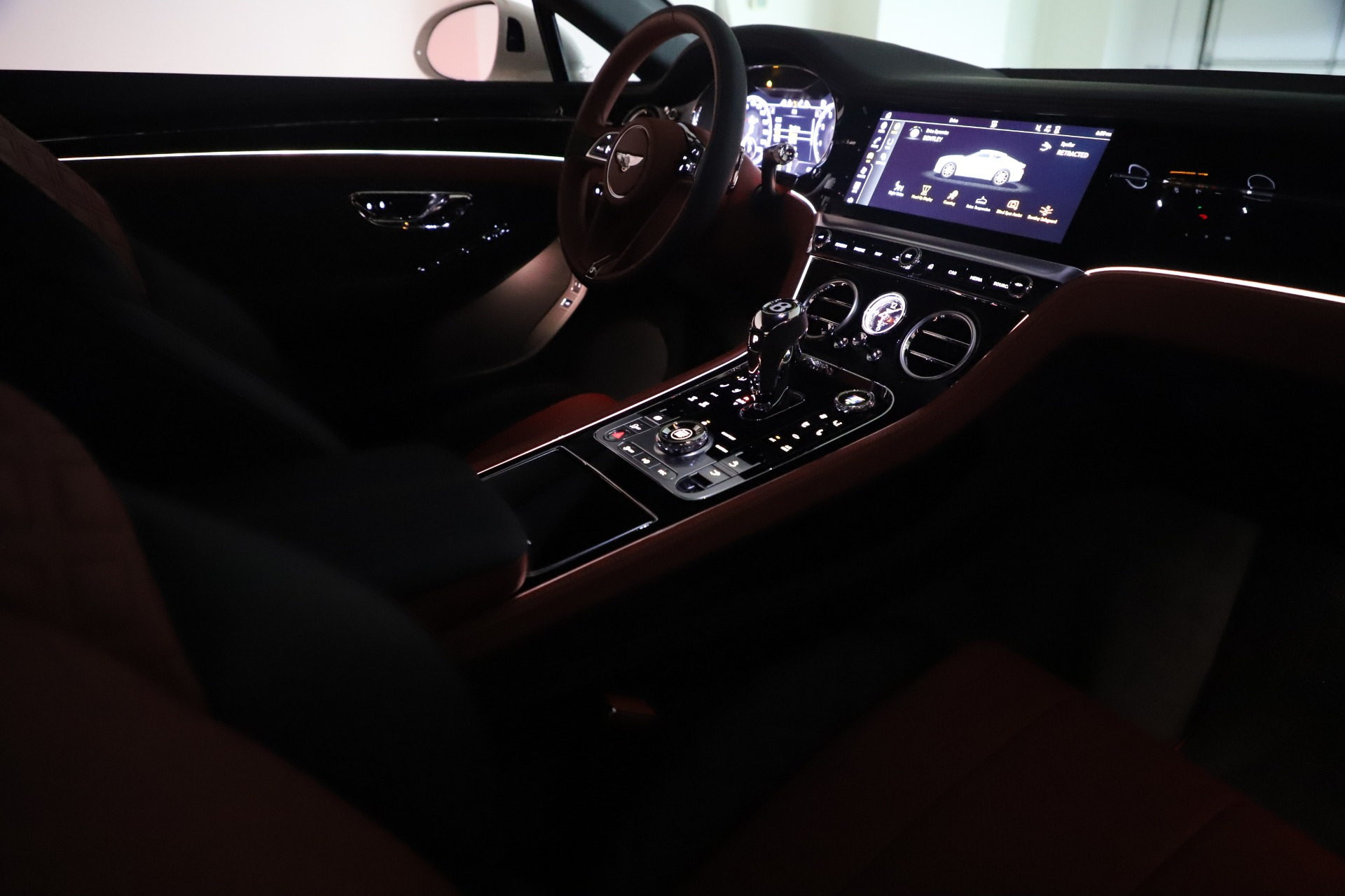New 2020 Bentley Continental GT V8 For Sale In Greenwich, CT 3590_p35