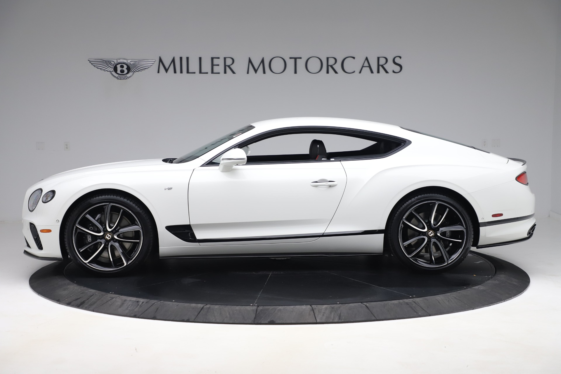 New 2020 Bentley Continental GT V8 For Sale In Greenwich, CT 3590_p5