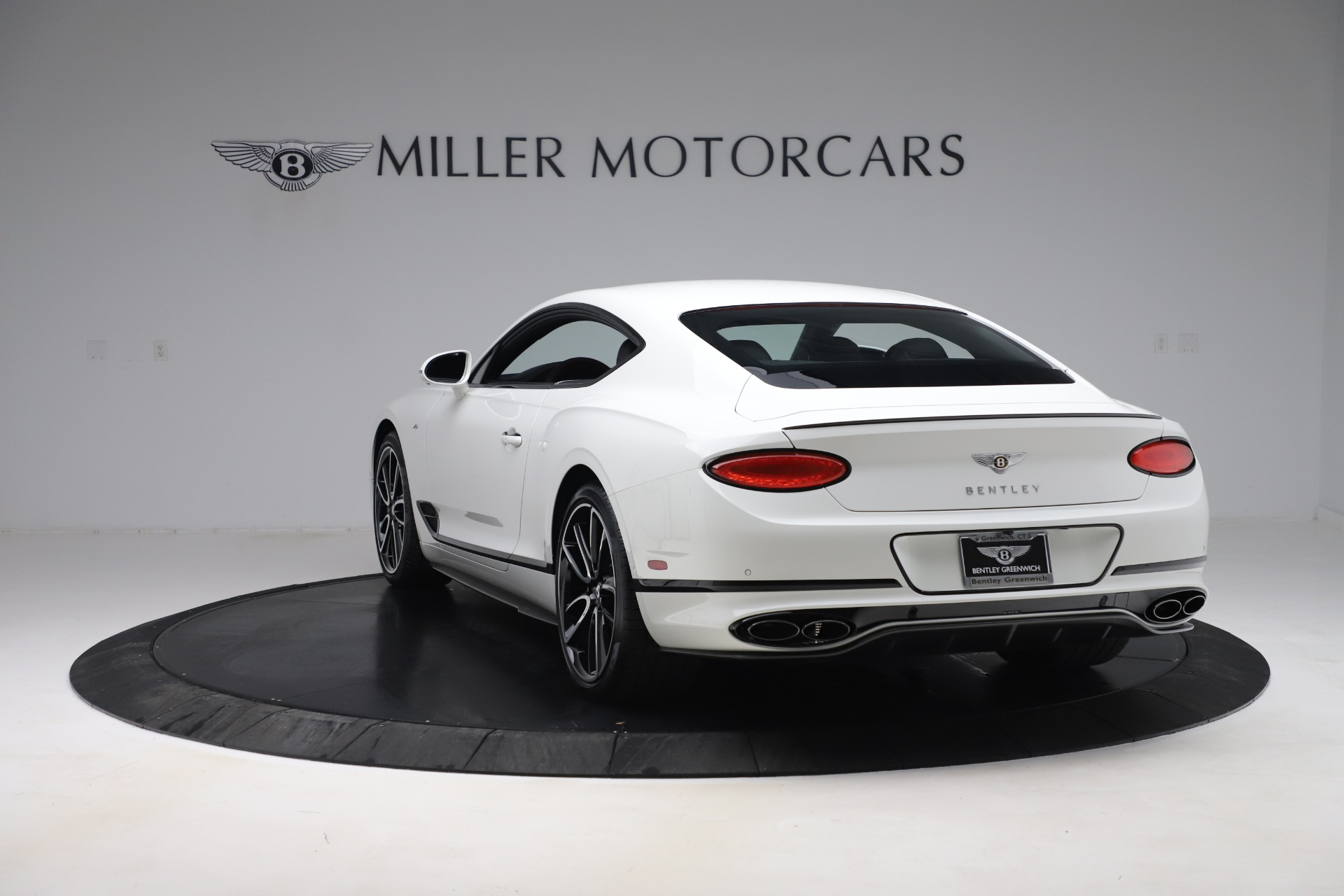New 2020 Bentley Continental GT V8 For Sale In Greenwich, CT 3590_p7