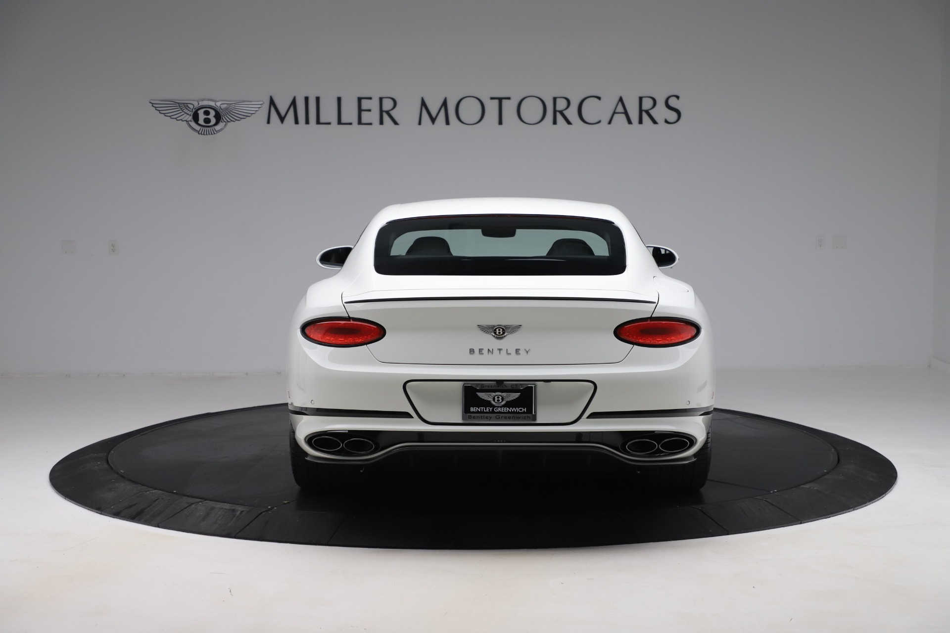 New 2020 Bentley Continental GT V8 For Sale In Greenwich, CT 3590_p8
