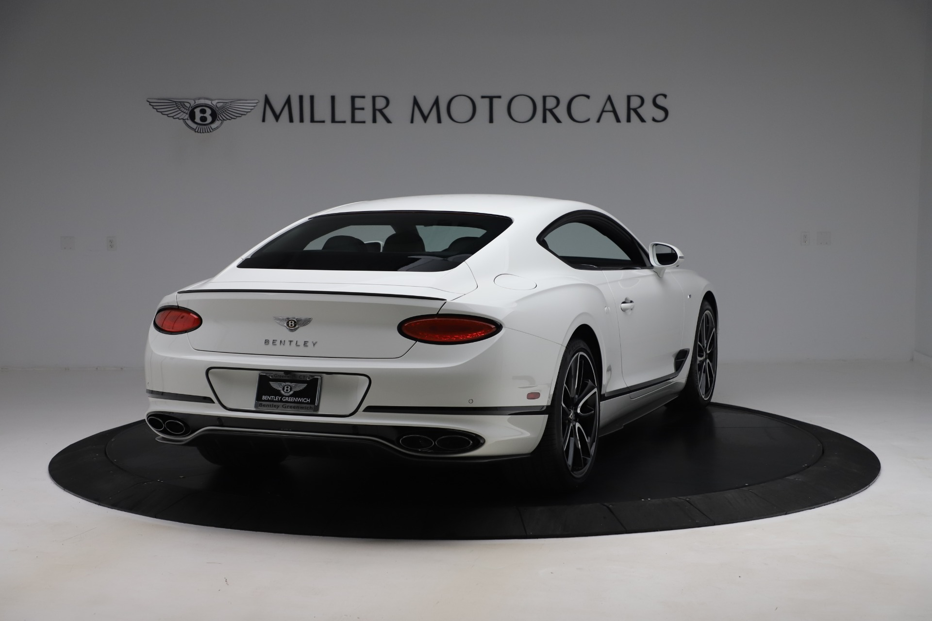 New 2020 Bentley Continental GT V8 For Sale In Greenwich, CT 3590_p9