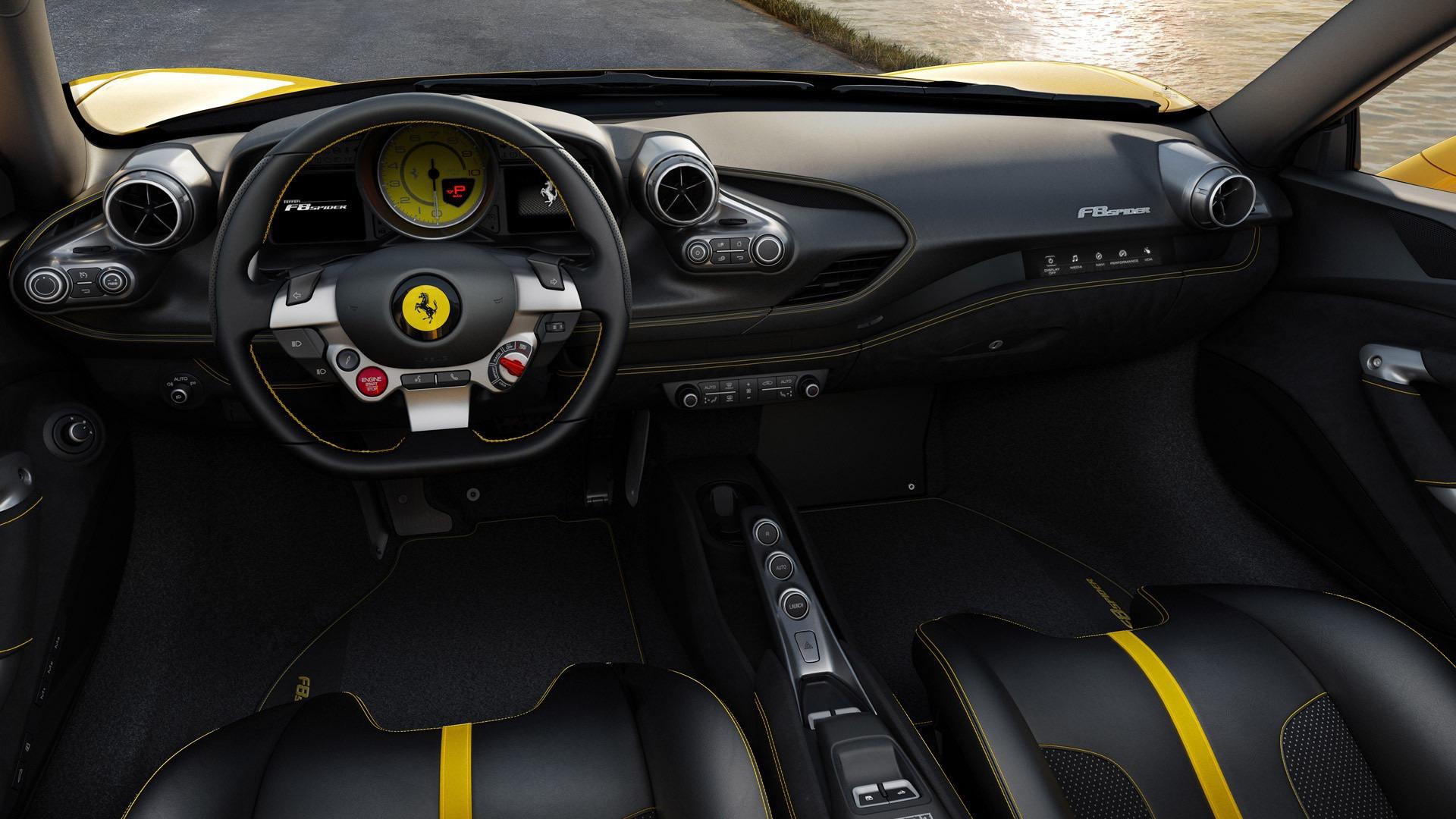 New 2020 Ferrari F8 Spider  For Sale In Greenwich, CT 3592_p8