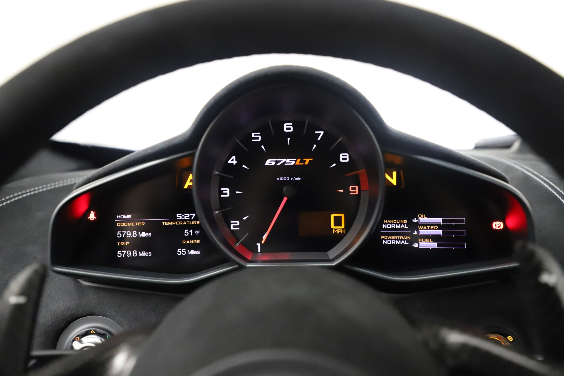Used 2016 McLaren 675LT COUPE For Sale In Greenwich, CT 3595_p22