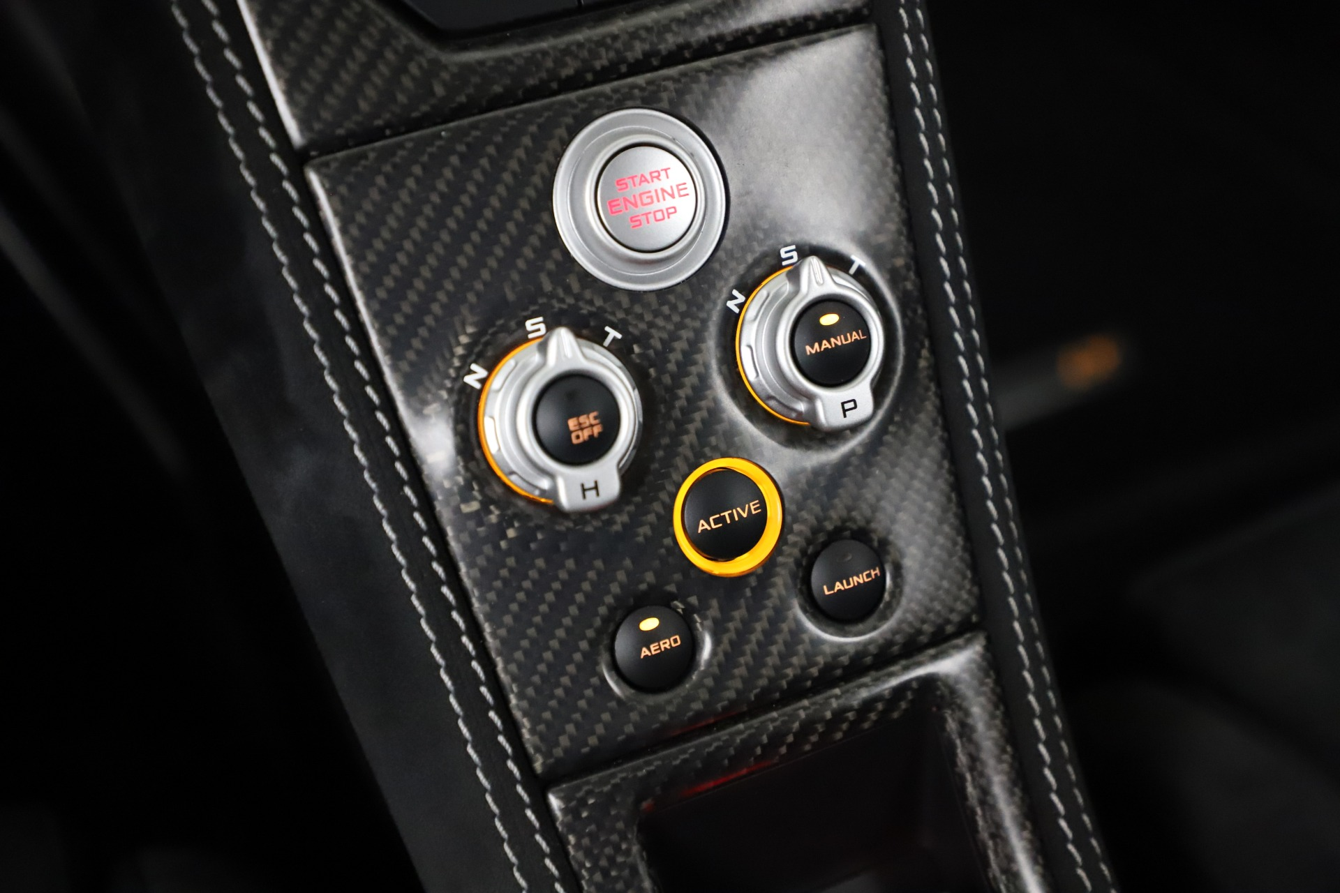 Used 2016 McLaren 675LT COUPE For Sale In Greenwich, CT 3595_p23