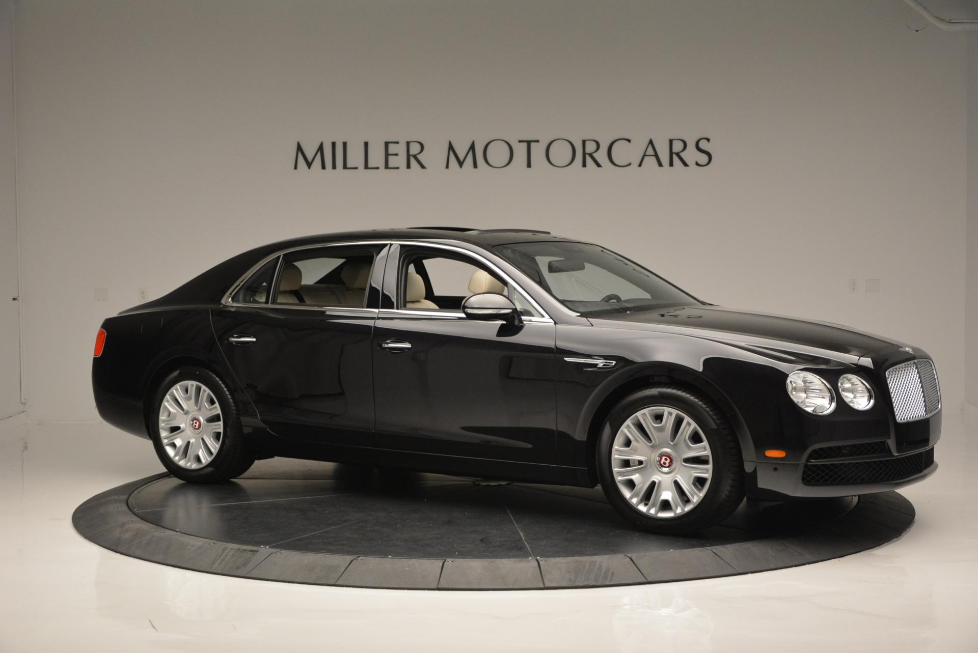 Used 2016 Bentley Flying Spur V8  For Sale In Greenwich, CT 36_p10